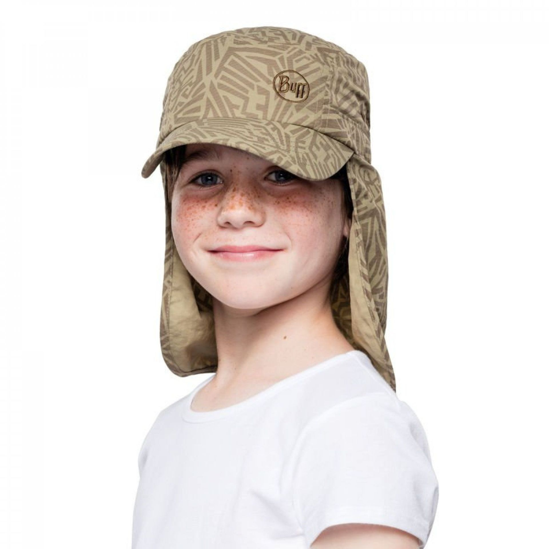 CZAPKA BUFF BIMINI CAP JR STONY BRINDLE 2
