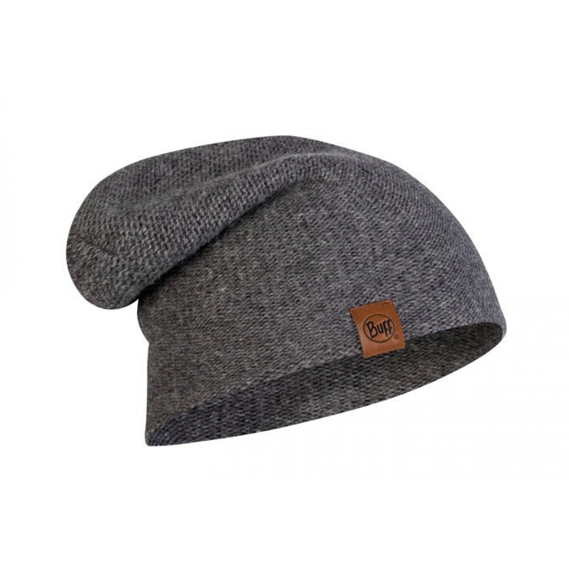 CZAPKA BUFF KNITTED HAT COLT GREY PEWTER PRZÓD