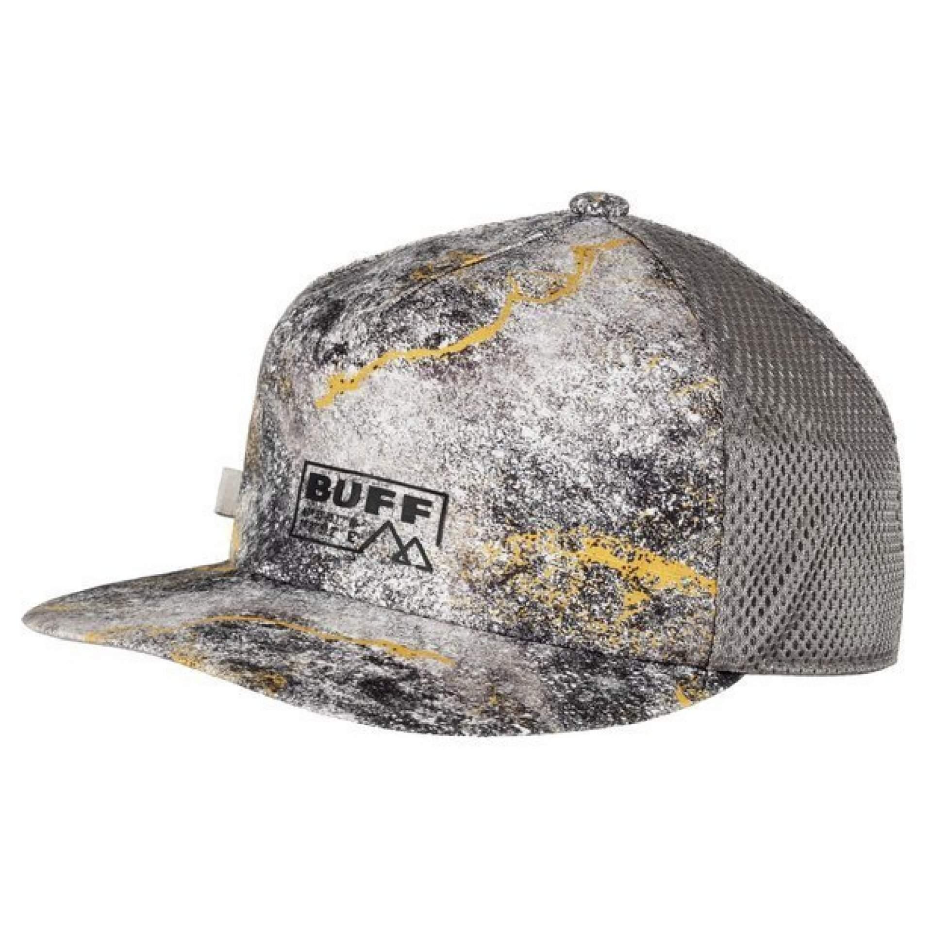 CZAPKA Z DASZKIEM BUFF PACK TRUCKER CAP METAL GREY