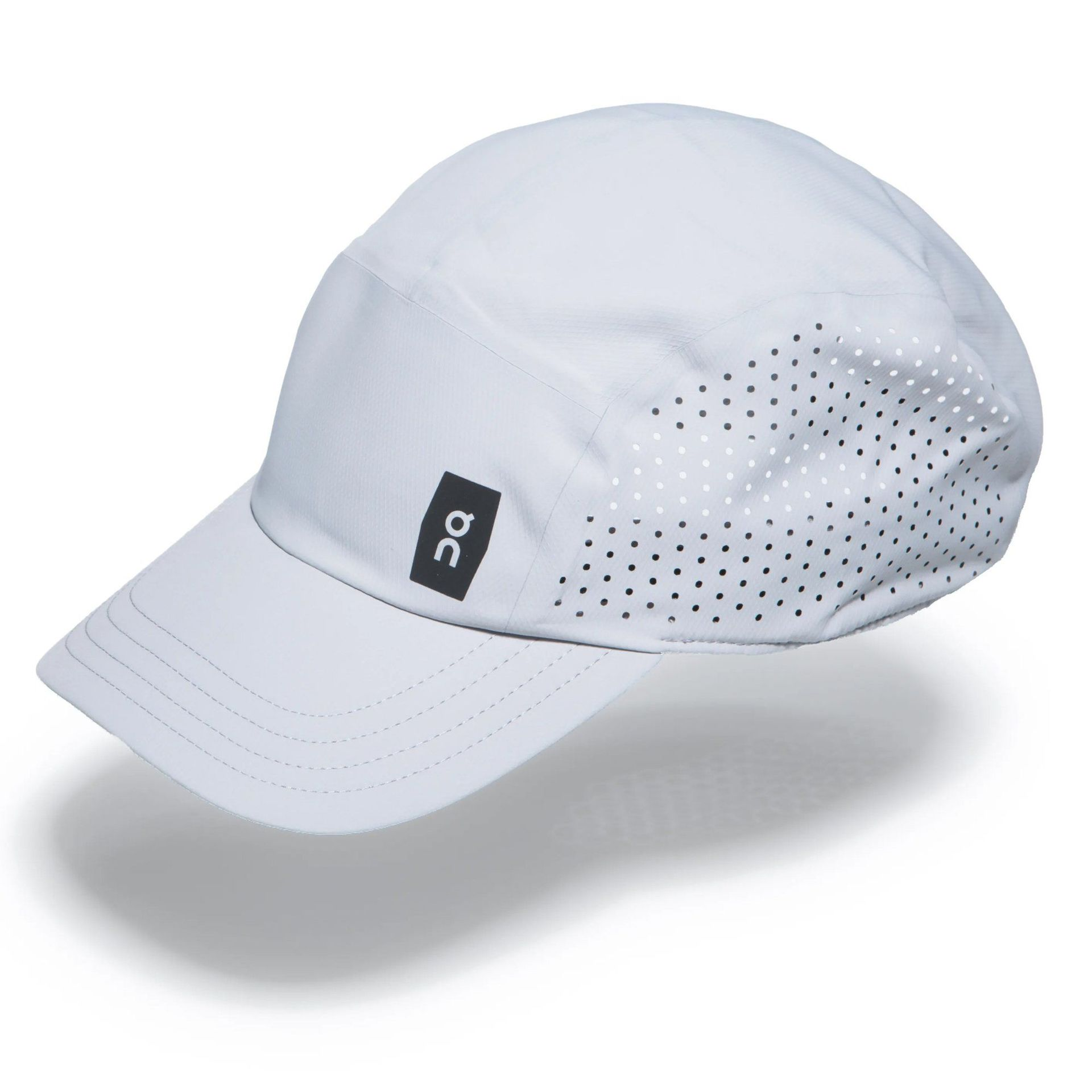 CZAPKA Z DASZKIEM ON RUNNING LIGHTWEIGHT RUNNING HAT GREY