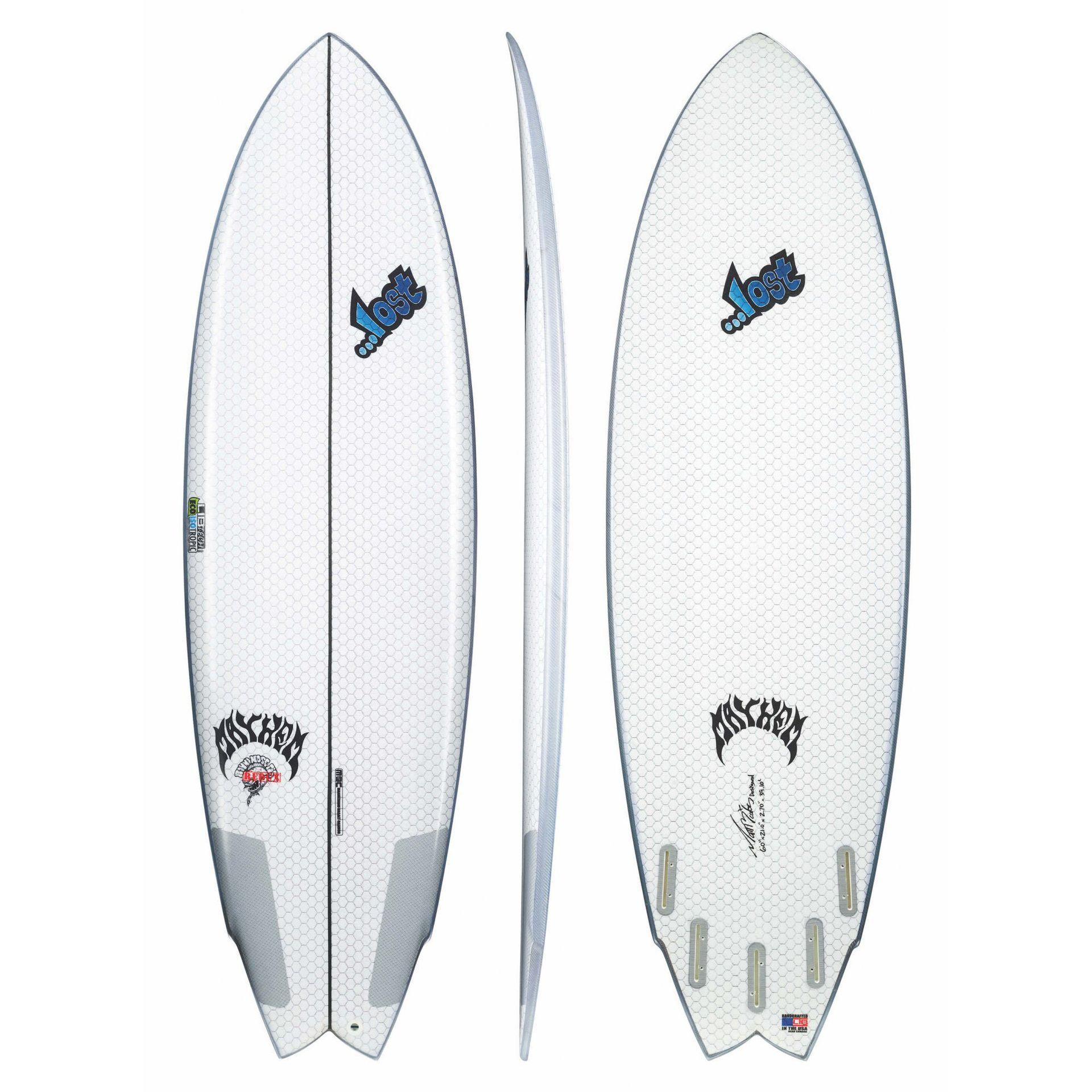 DESKA SURFINGOWA LIB TECH LOST ROUND NOSE FISH 1
