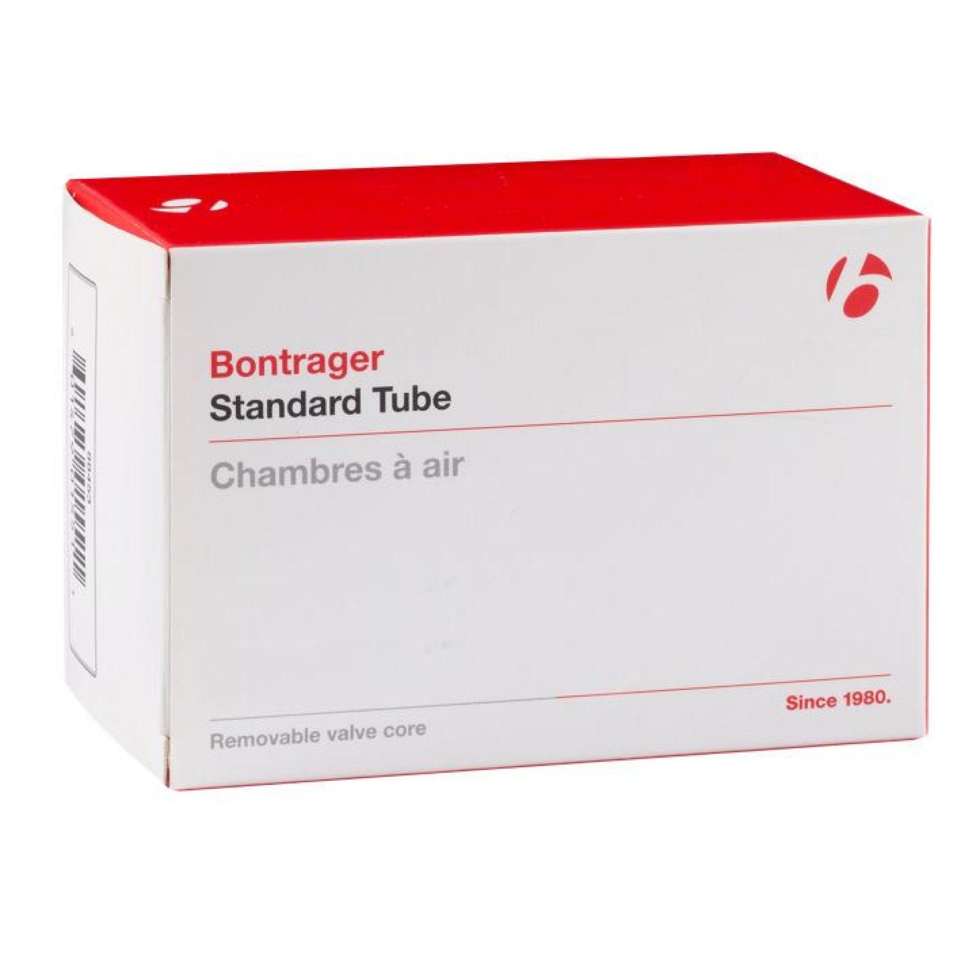 DĘTKA ROWEROWA BONTRAGER STANDARD TRIKE SCHRADER 30MM 90 DEGREES 1