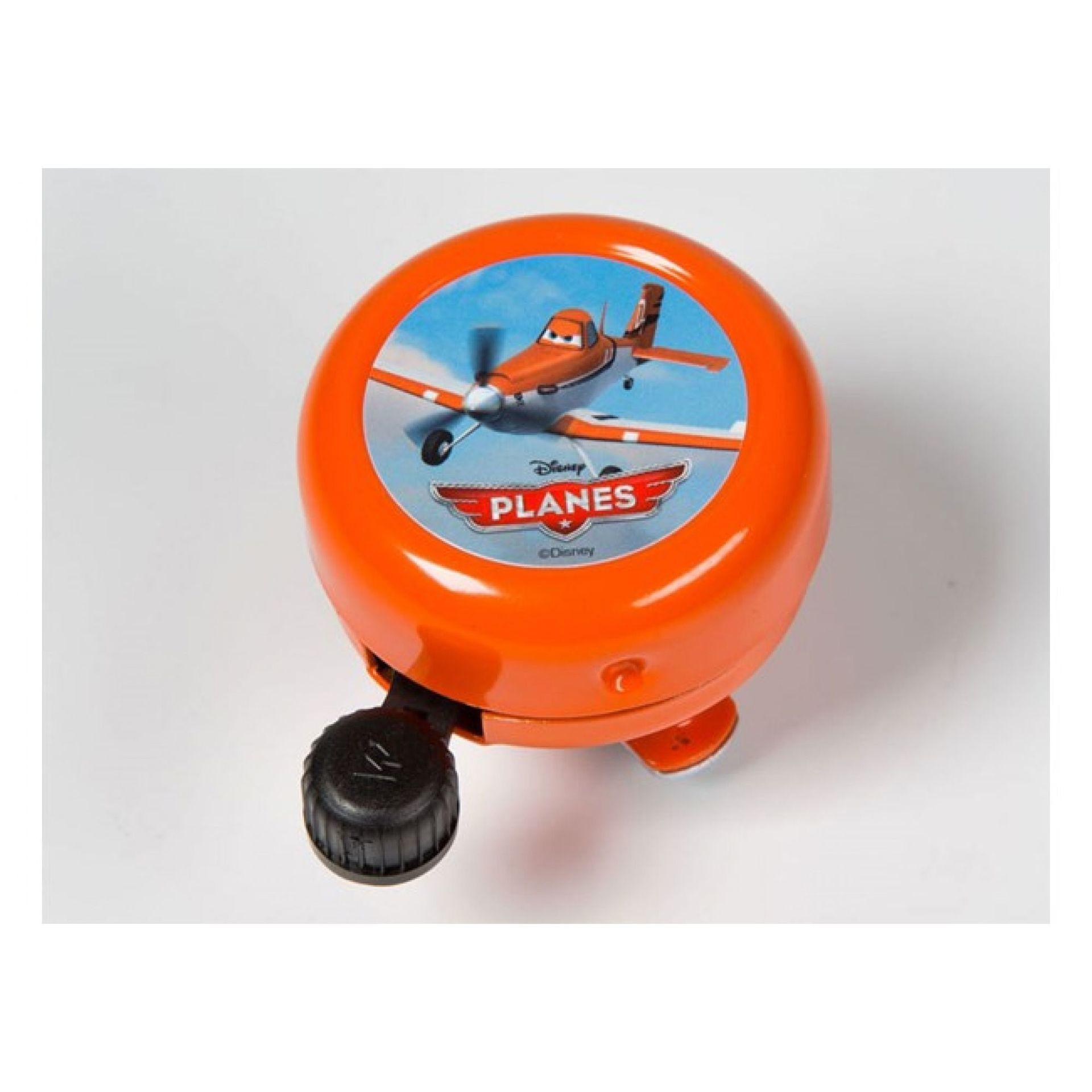 Dzwonek Widek Samoloty pomarańczowy