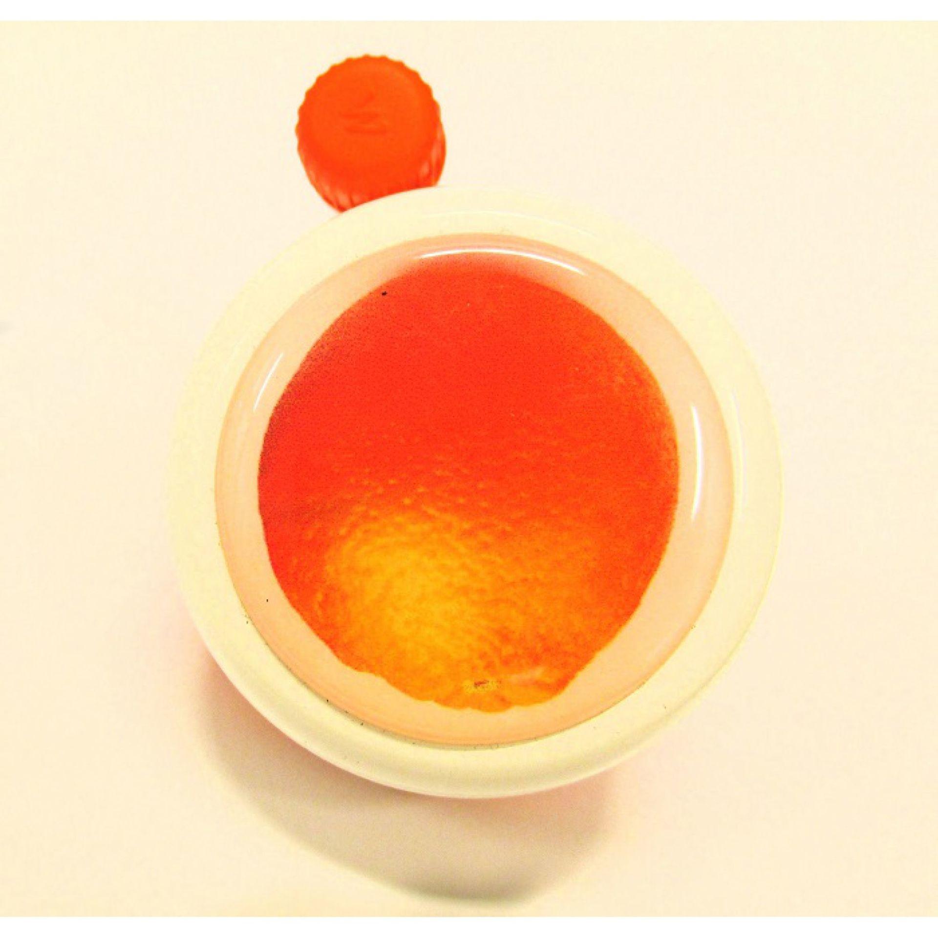 Dzwonek Widek White Collection Pomarańcza