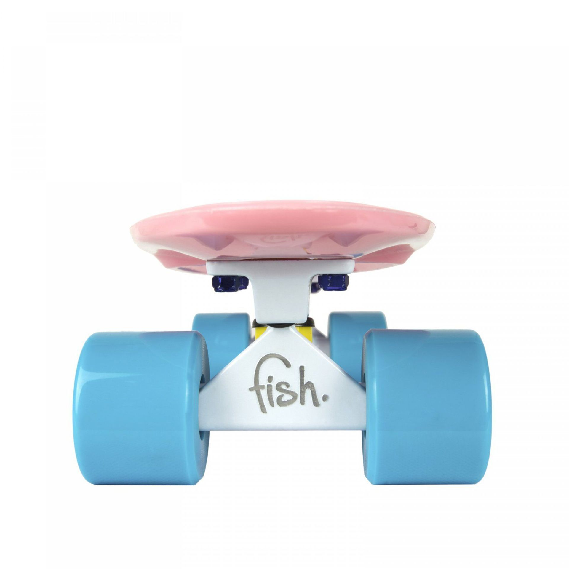 FISHBOARD FISH SKATEBOARDS CLASSIC SUMMER PINK|WHITE|SUMMER BLUE 2