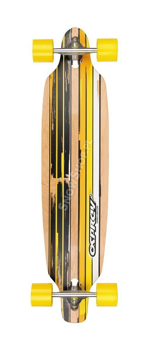 Longboard Osprey Twin Tip Yellow