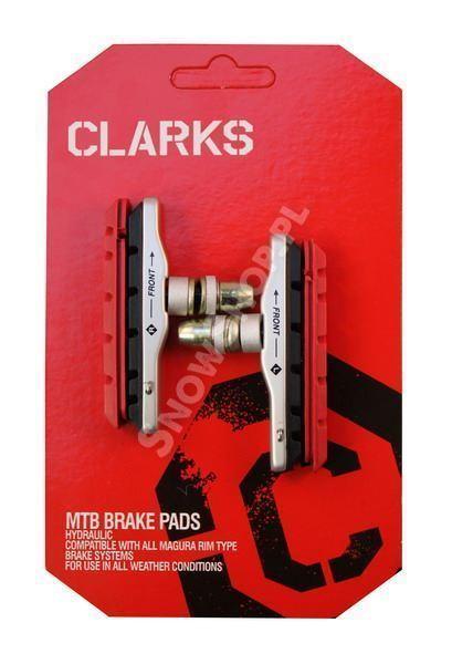 Klocki hamulcowe  Clarks  Cp513  mtb v- brake