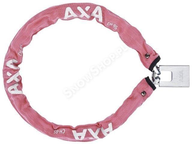 Zapięcie rowerowe Axa Clinch 85 różowe