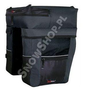 Sakwa Fastrider Acidus Double Rear Bag