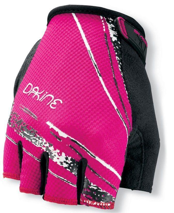 Rękawiczki rowerowe Dakine Womens Novis Finger różowy