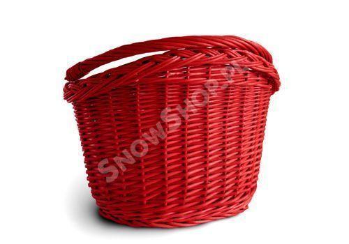 Kosz Bike Boutique czerwony