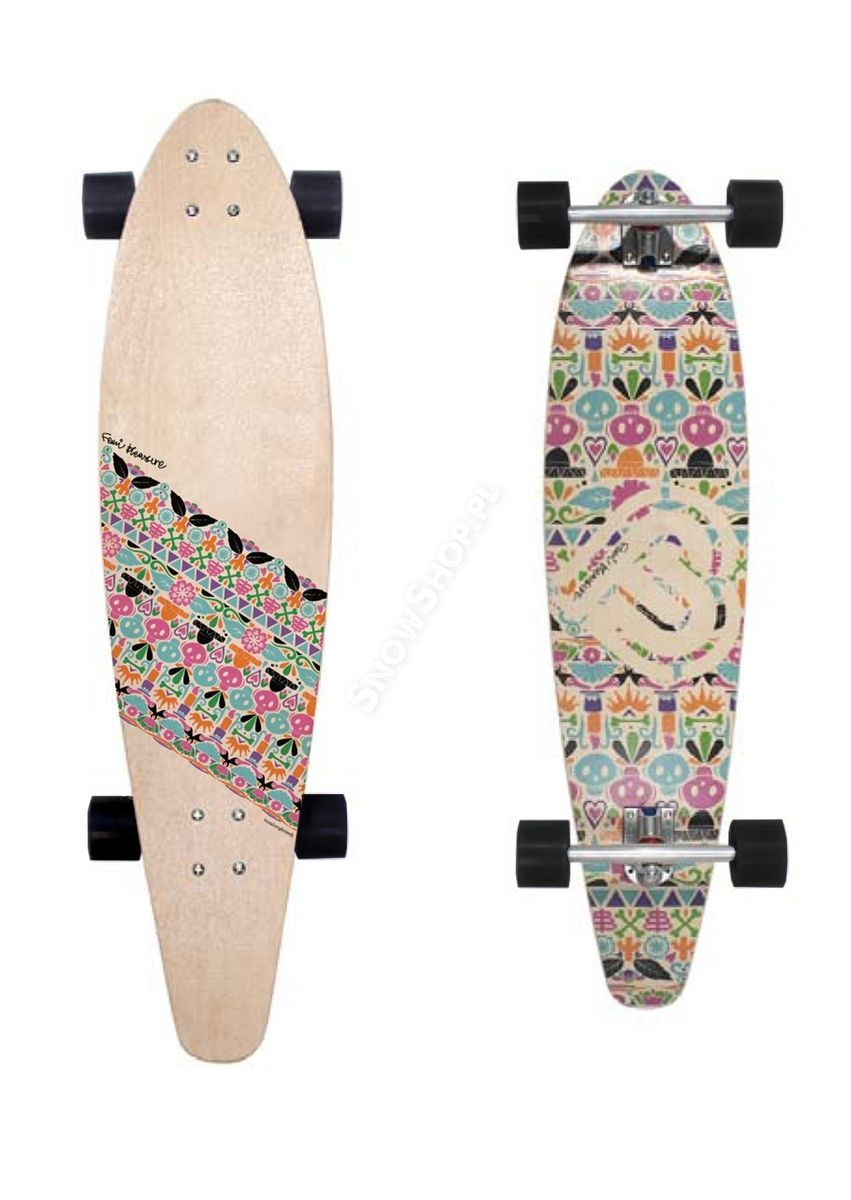 Longboard Femi Pleasure Femi Long