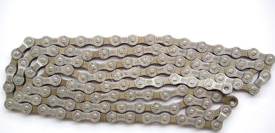 Łańcuch Shimano CN-UG51 114 ogniw szary