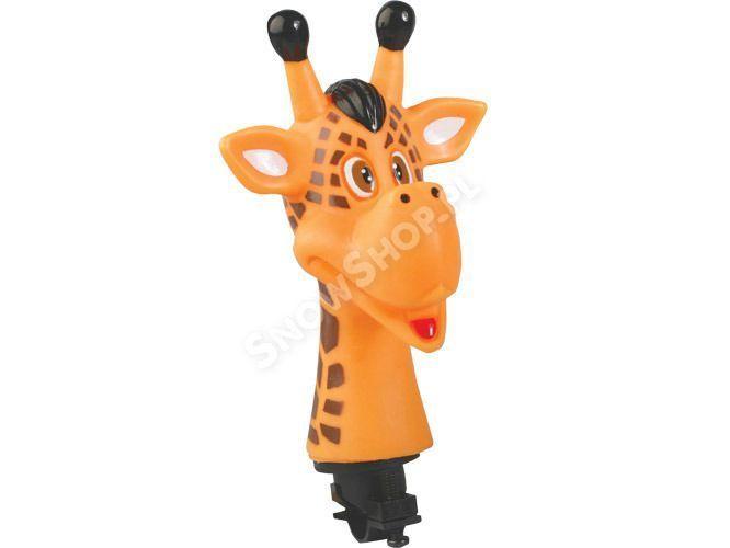 Trąbka Aim Animal Horn Żyrafa żółta