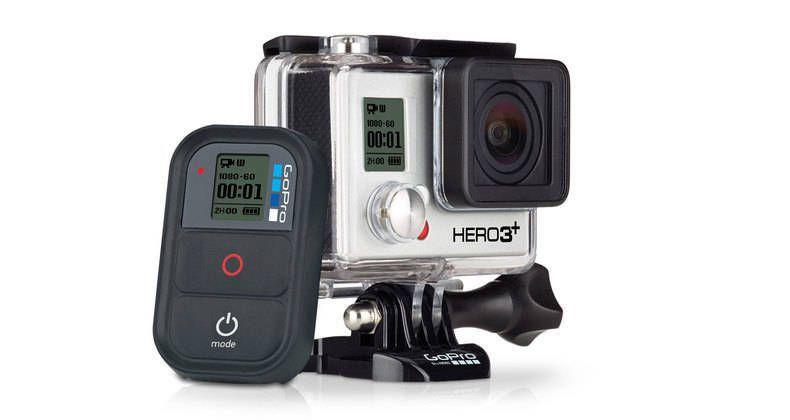 Kamera Go Pro Hero 3+ Black Edition