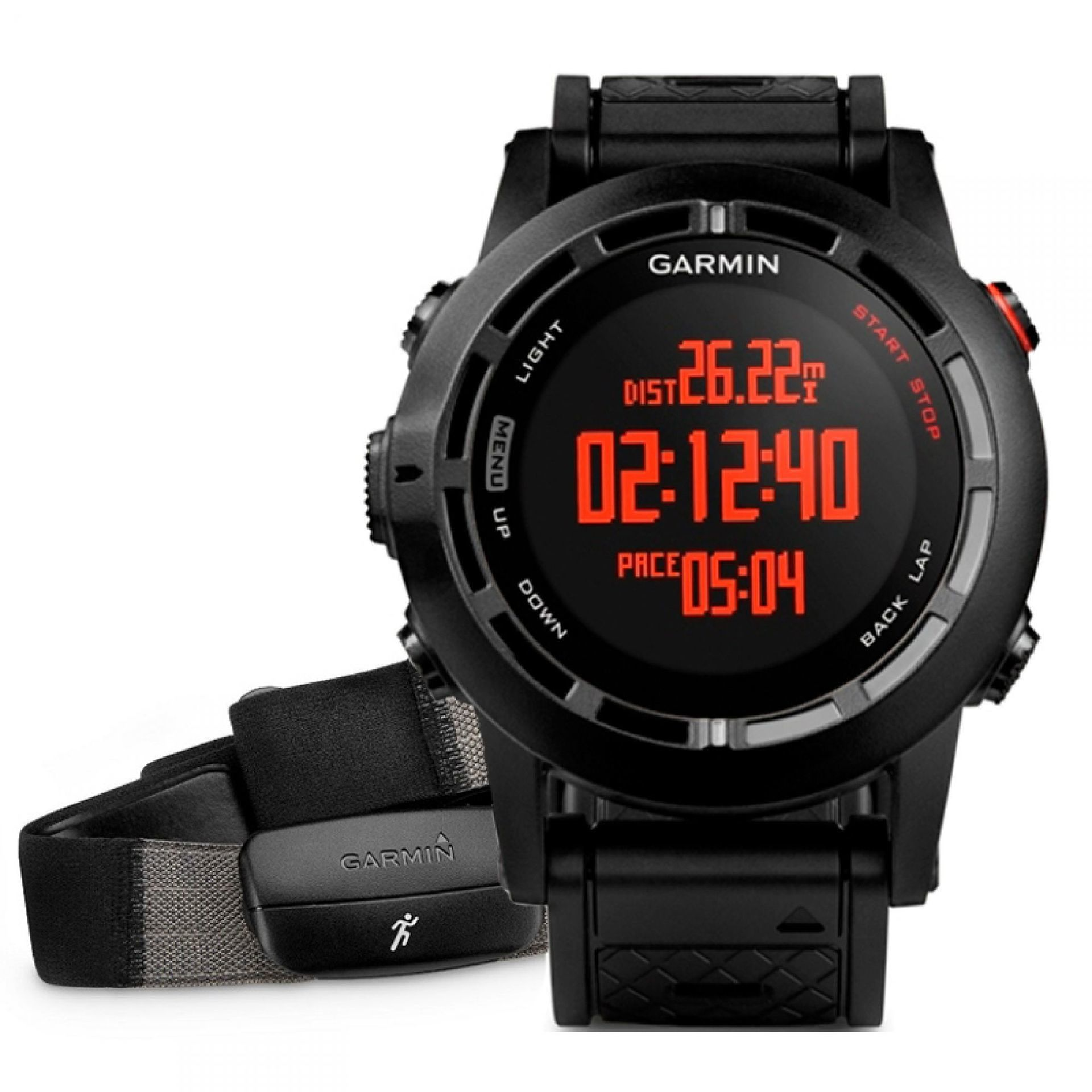 Garmin Fenix 2 Performance Bundle 1