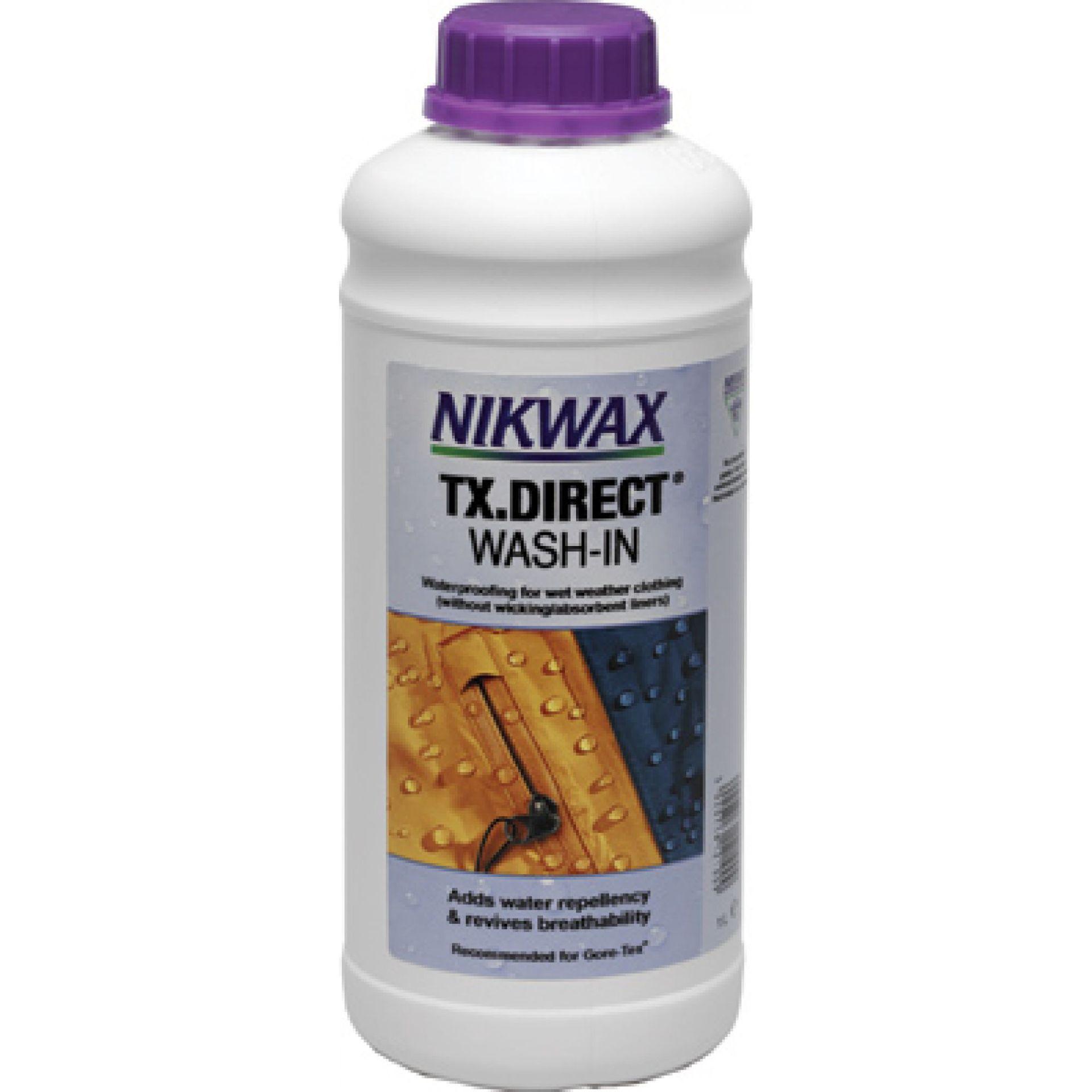 IMPREGNAT NIKWAX TX DIRECT WASH IN 3