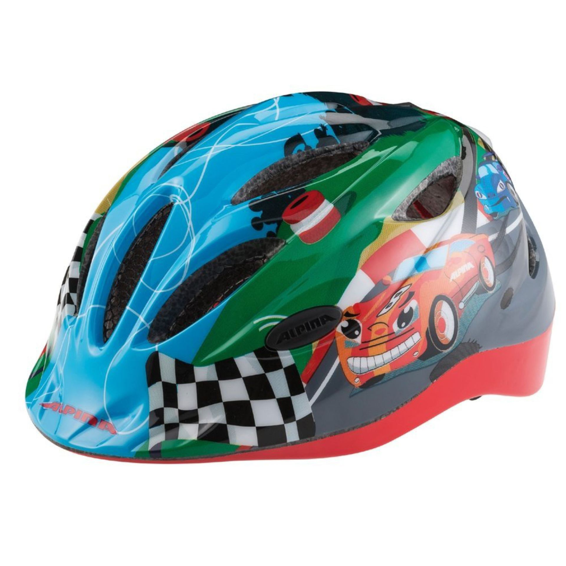 KASK ROWEROWY ALPINA GAMMA FLASH 2.0 RACING