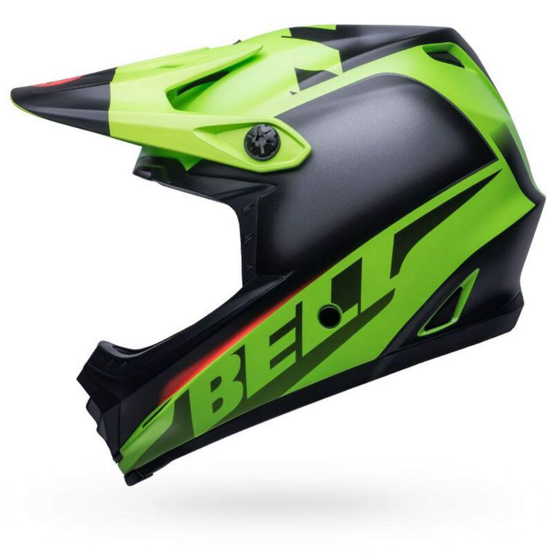KASK ROWEROWY BELL FULL-9 FUSION MIPS MATTE GREEN|BLACK|CRIMSON 4