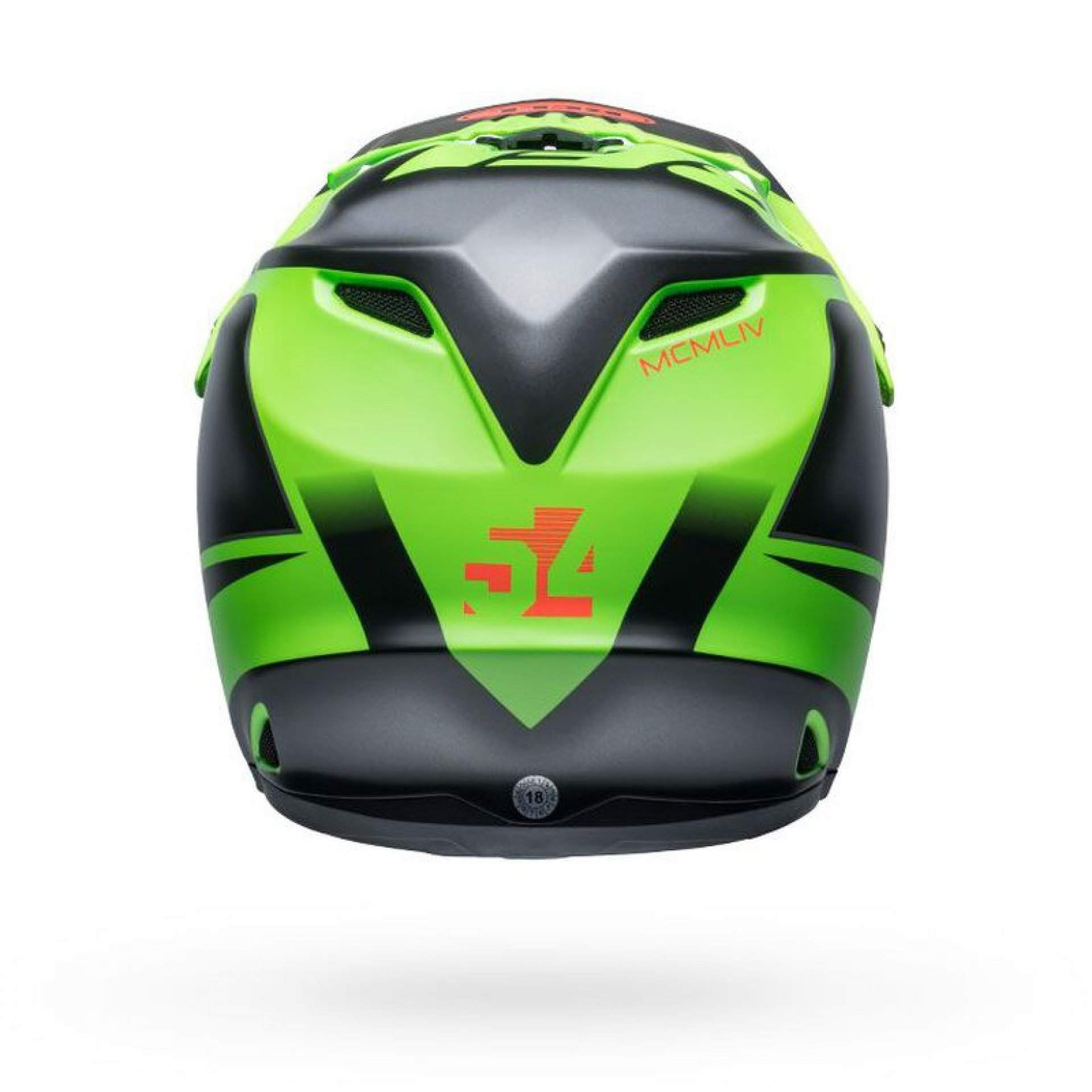 KASK ROWEROWY BELL FULL-9 FUSION MIPS MATTE GREEN|BLACK|CRIMSON 5