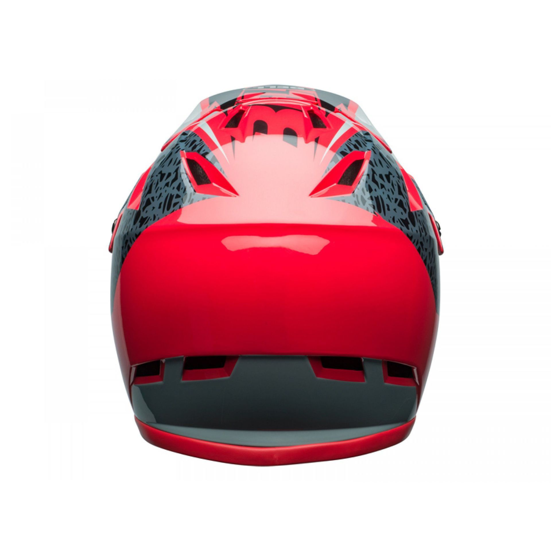 KASK ROWEROWY BELL SANCTION GLOSS HIBISCUS|SMOKE REPARATION 3