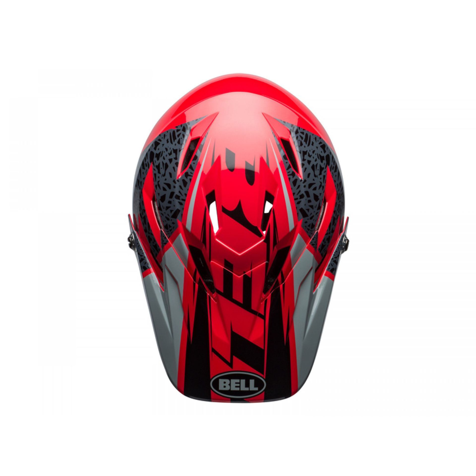 KASK ROWEROWY BELL SANCTION GLOSS HIBISCUS|SMOKE REPARATION 4