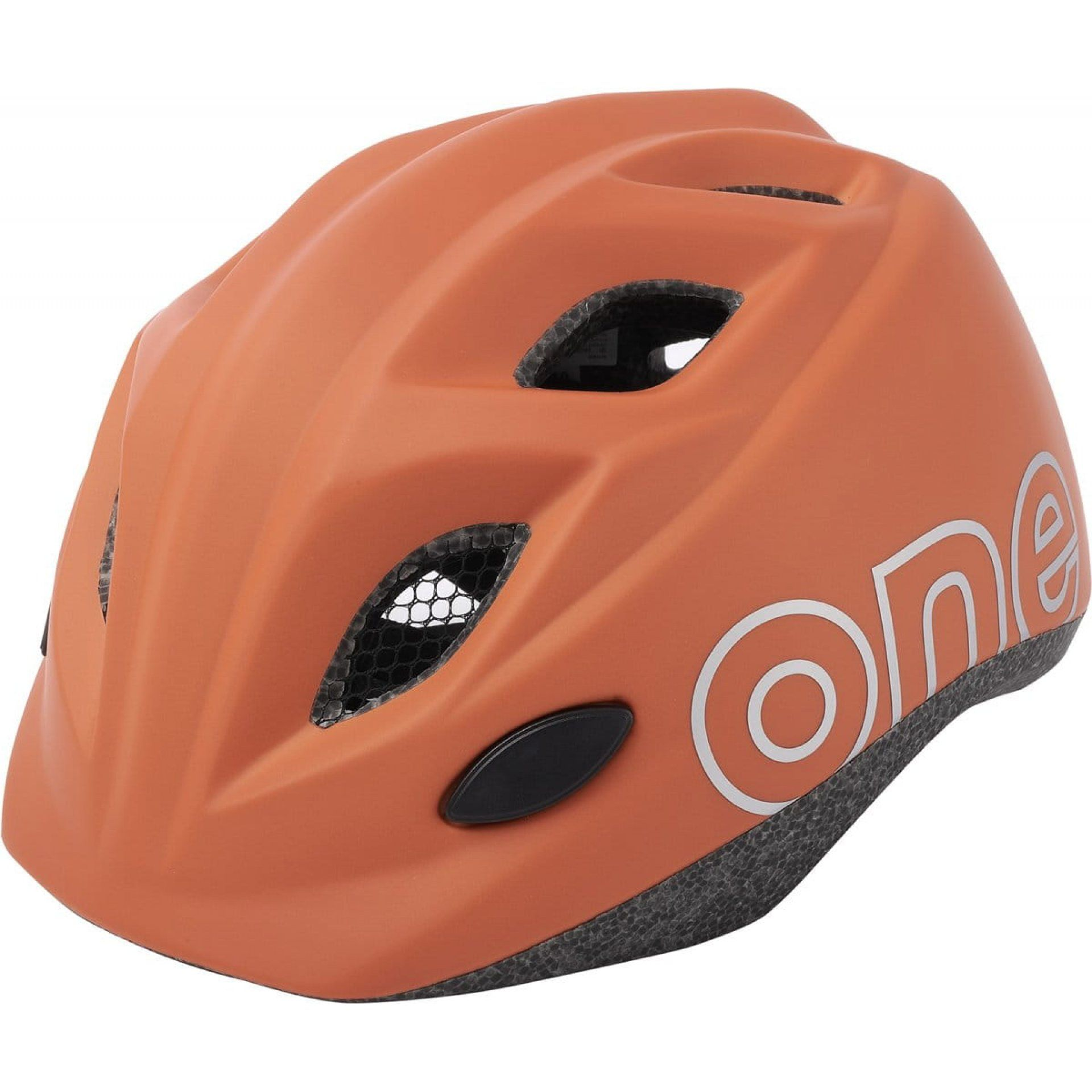 KASK ROWEROWY BOBIKE ONE PLUS CHOCOLATE BROWN