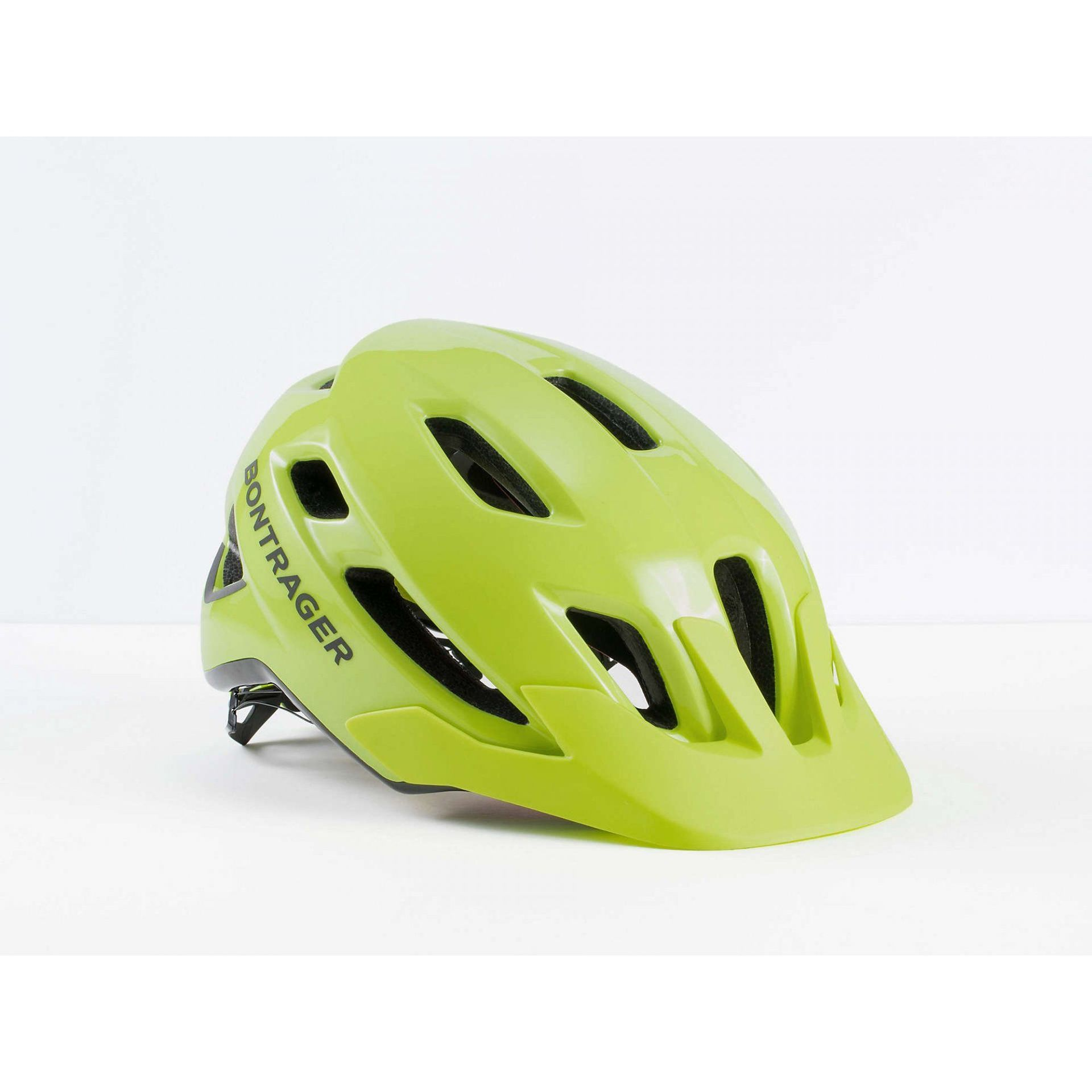 KASK ROWEROWY BONTRAGER QUANTUM MIPS VISIBILITY YELLOW