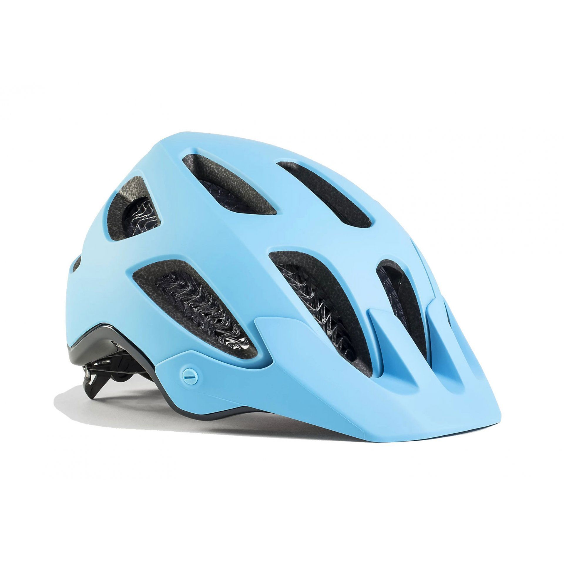KASK ROWEROWY BONTRAGER RALLY WAVECEL BLUE LIGHT|BLUE DARK
