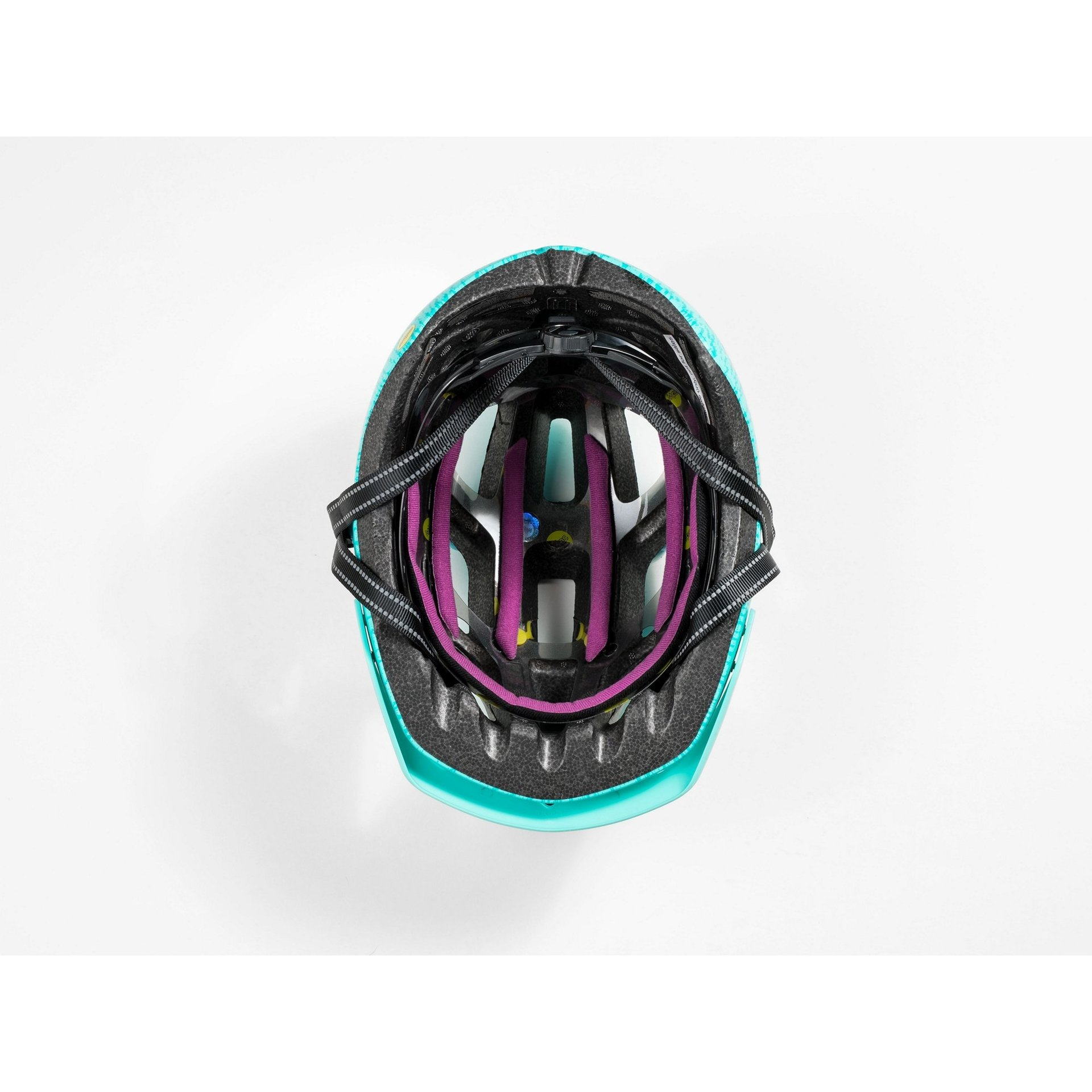KASK ROWEROWY BONTRAGER SOLSTICE MIPS MIAMI GREEN 5