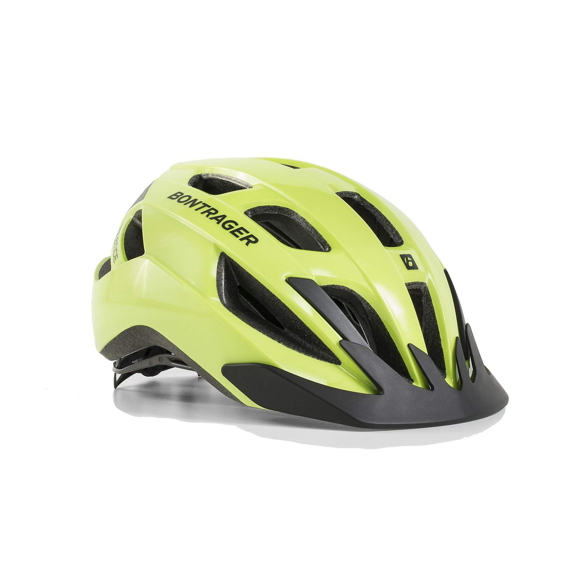 KASK ROWEROWY BONTRAGER SOLSTICE VISIBLE YELLOW
