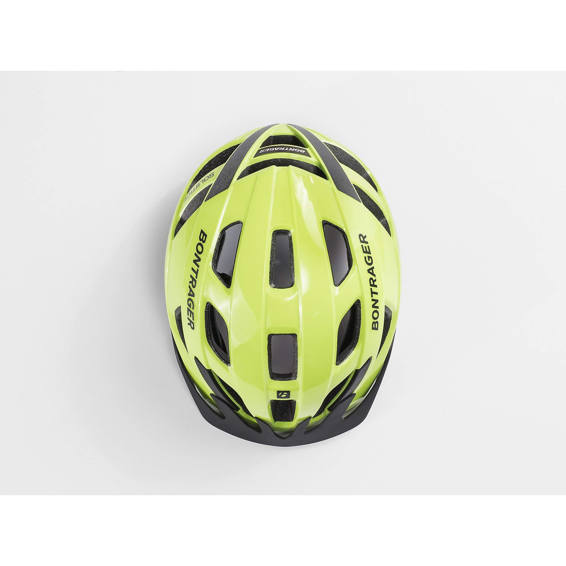 KASK ROWEROWY BONTRAGER SOLSTICE VISIBLE YELLOW Z GÓRY