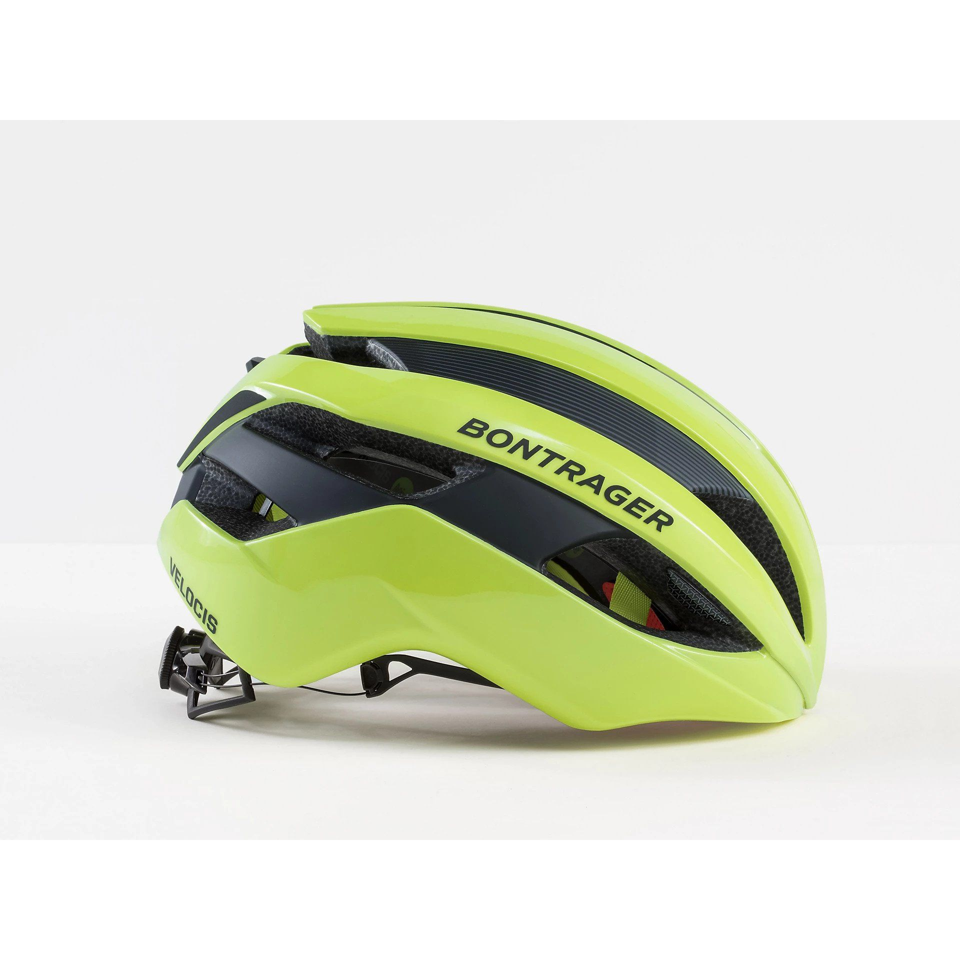 KASK ROWEROWY BONTRAGER VELOCIS MIPS FLUO Z BOKU