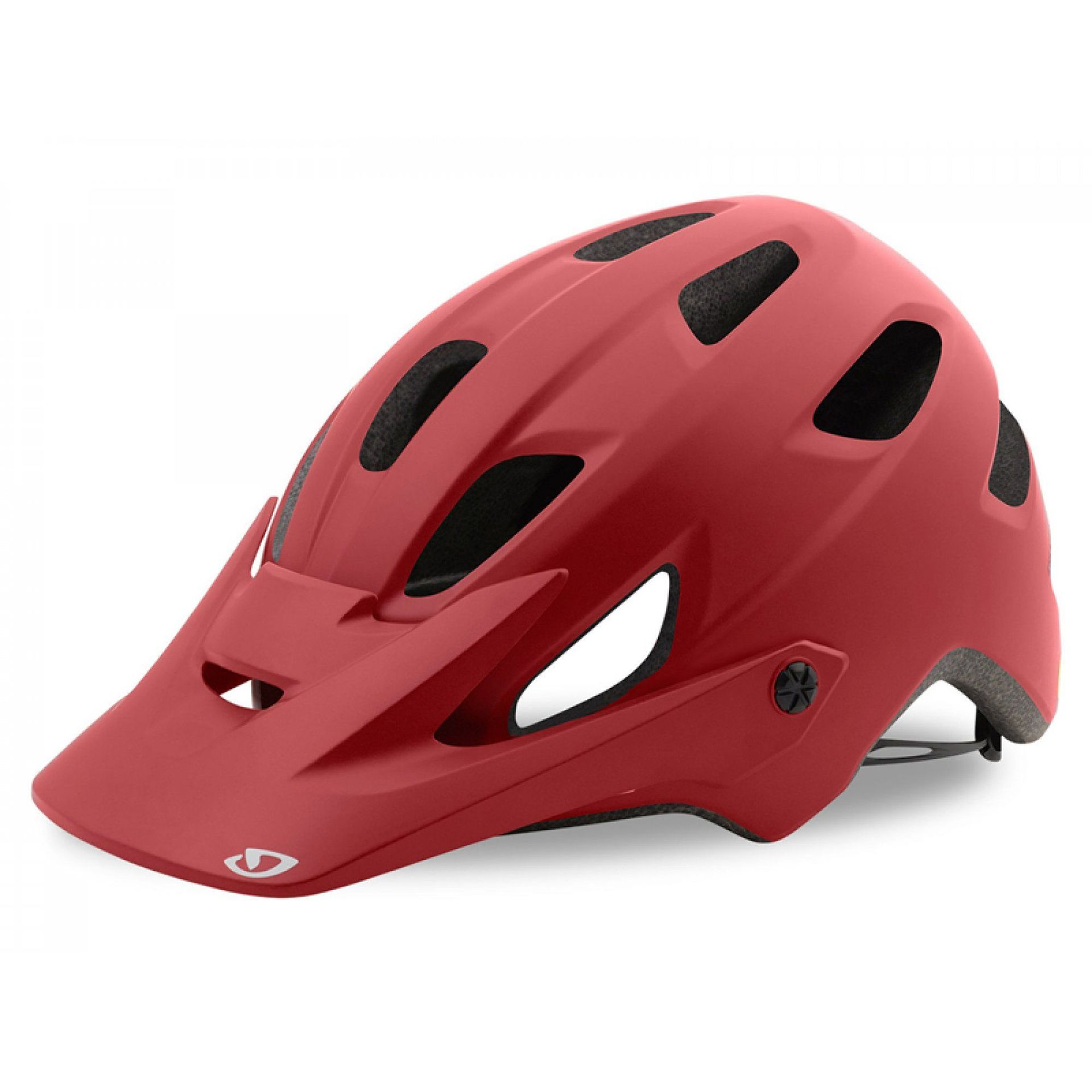 KASK ROWEROWY GIRO CHRONICLE MIPS MATTE DARK RED 1