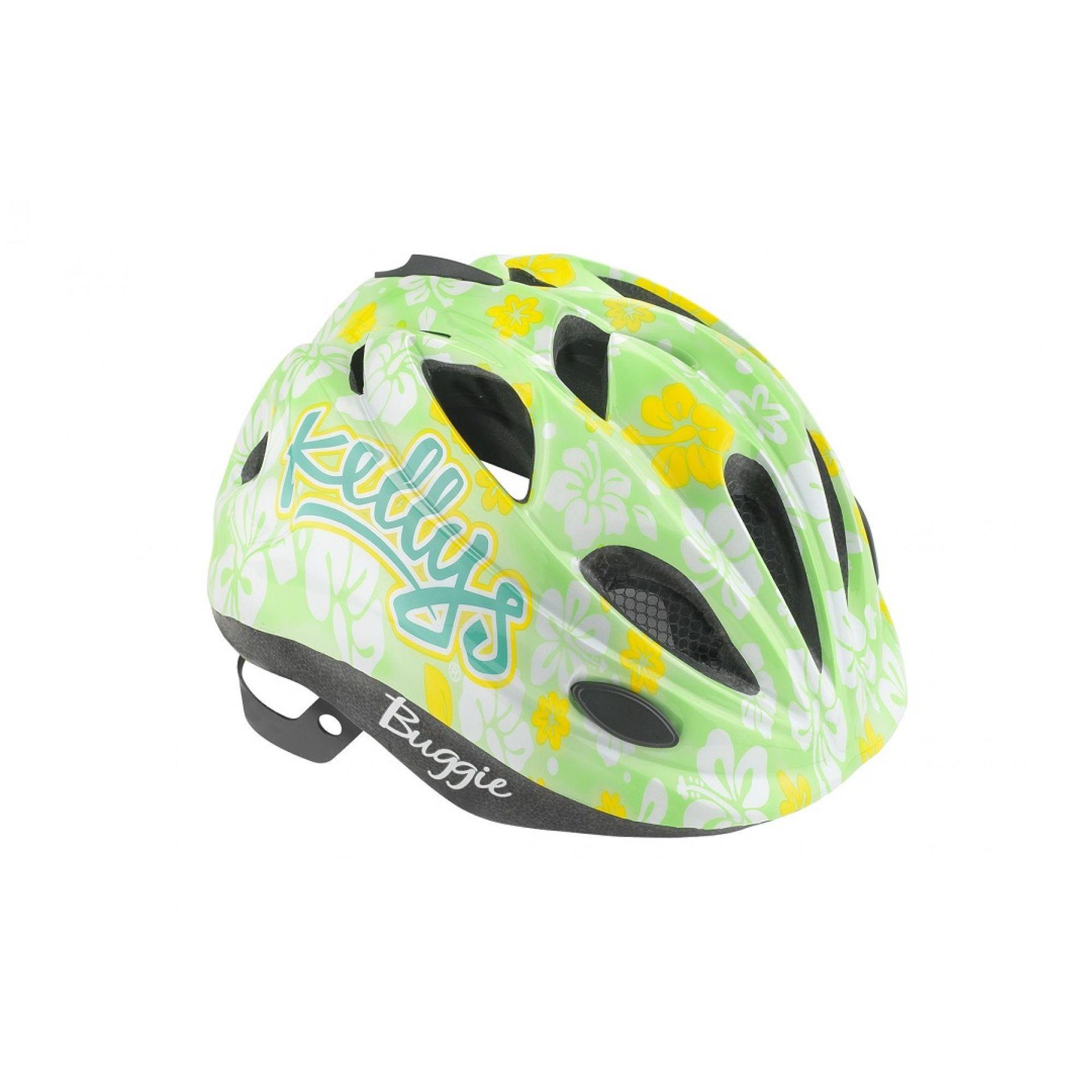 Kask rowerowy Kellys Buggie zielony