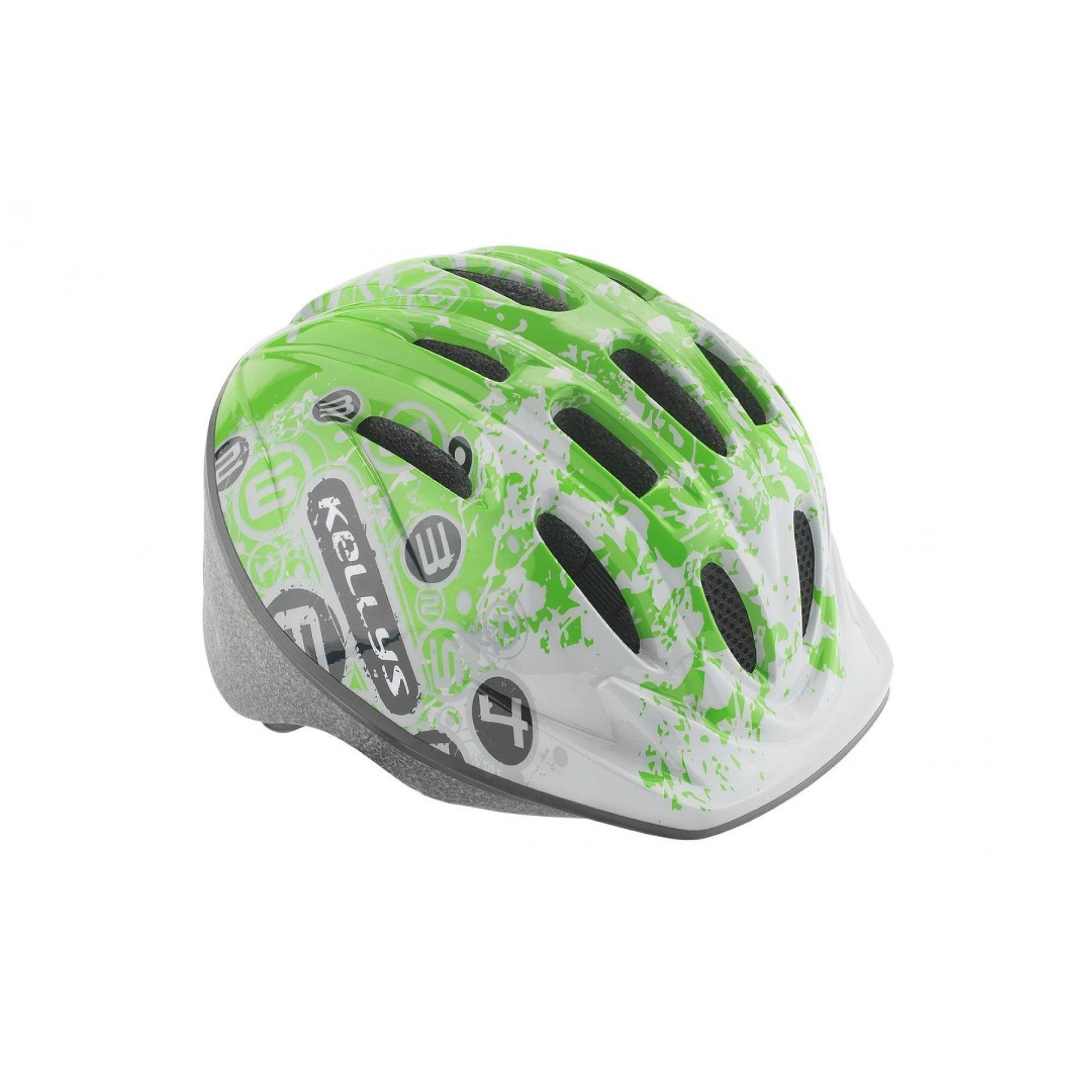 Kask rowerowy Kellys Mark zielony