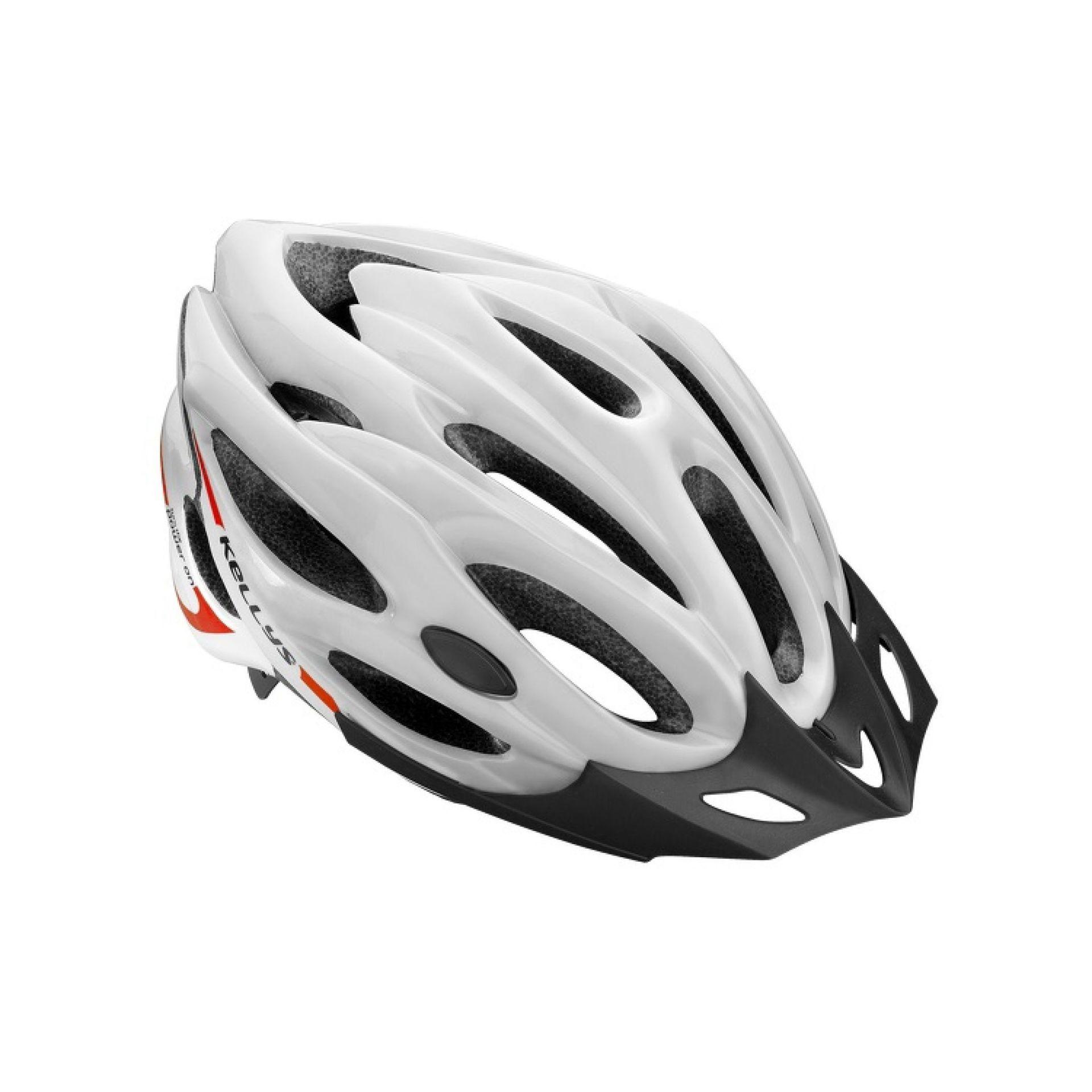 Kask rowerowy Kellys Spirit biały