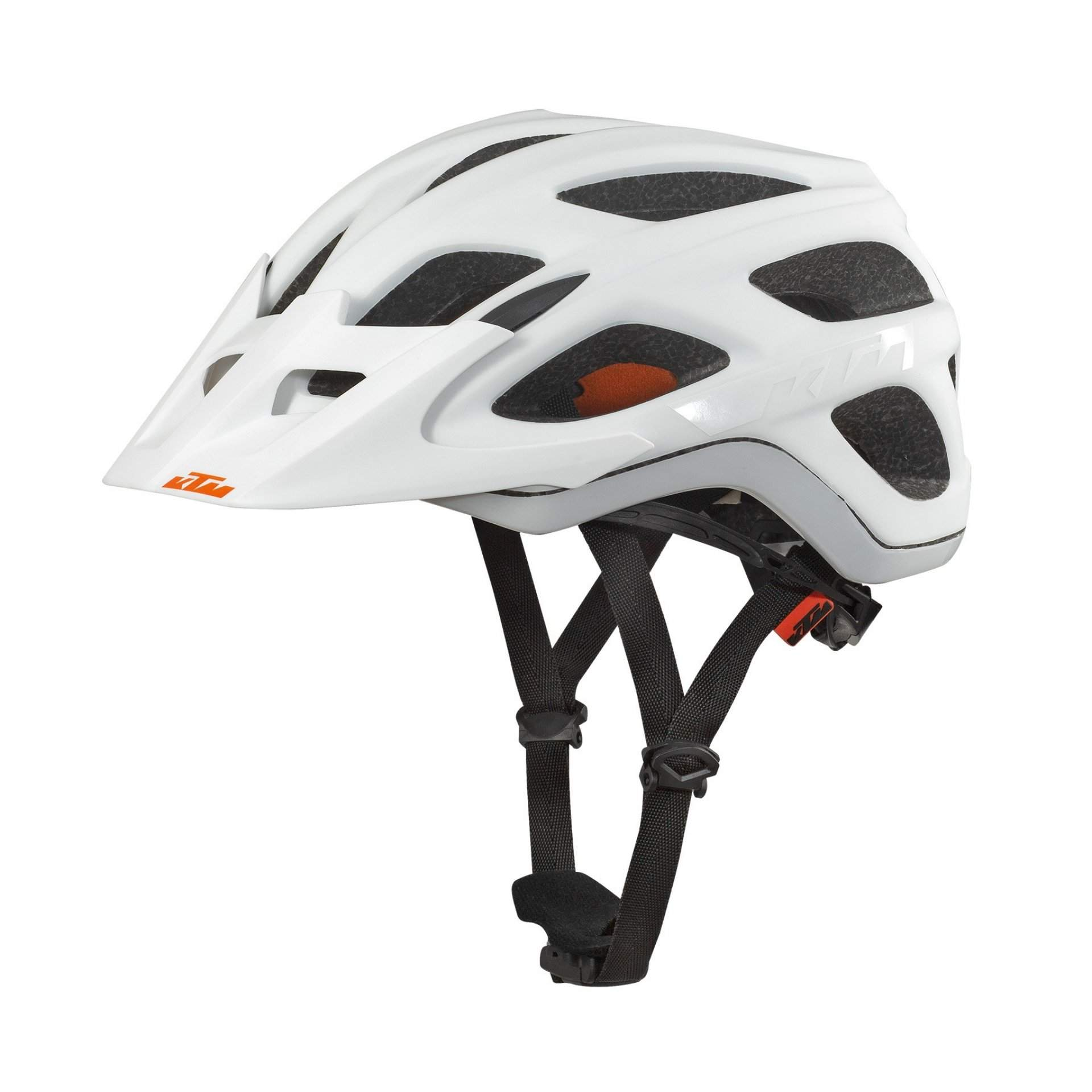 KASK ROWEROWY KTM LADY CHARACTER 6731647 WHITE