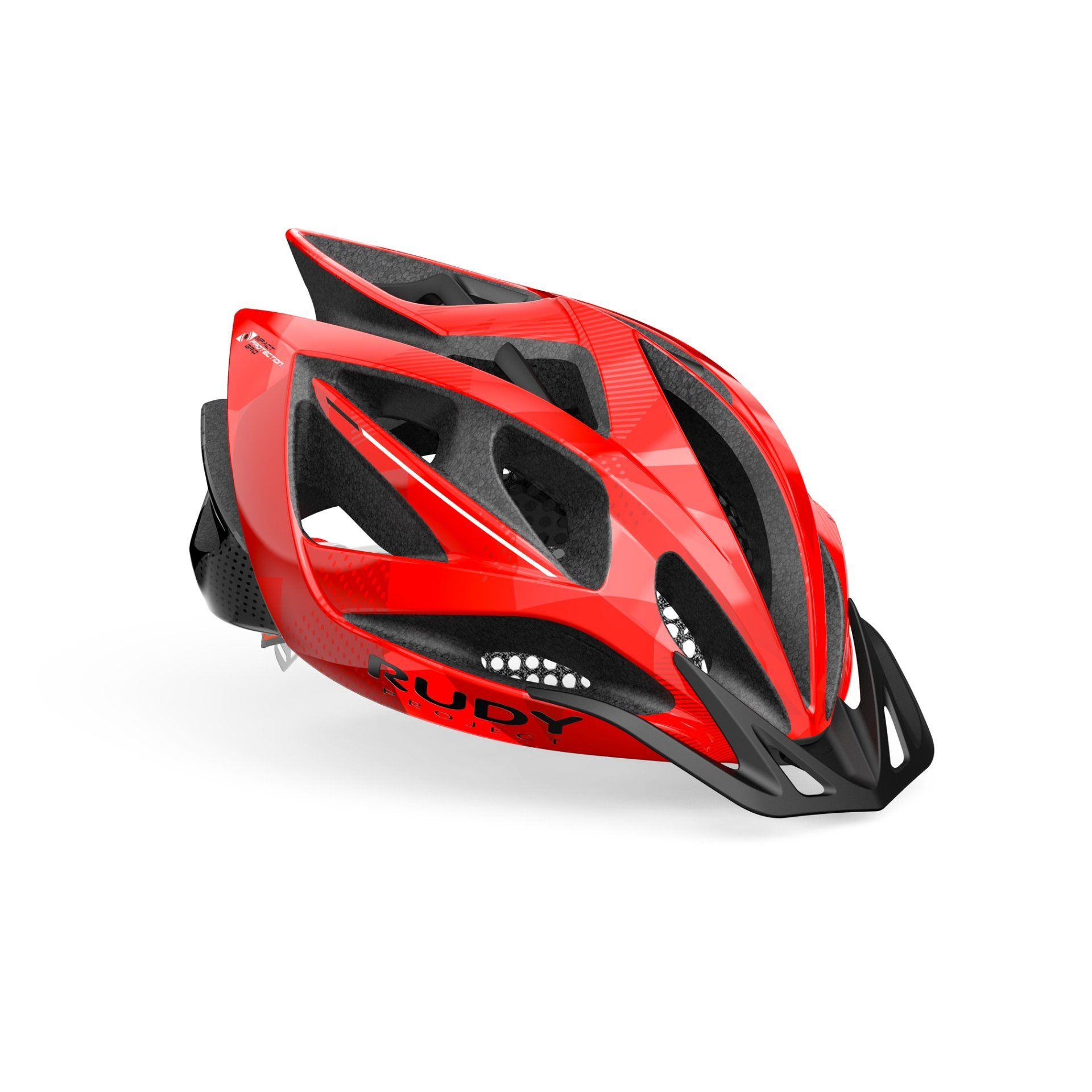 KASK ROWEROWY RUDY PROJECT AIRSTORM MTB RED|BLACK CAMO HL540151