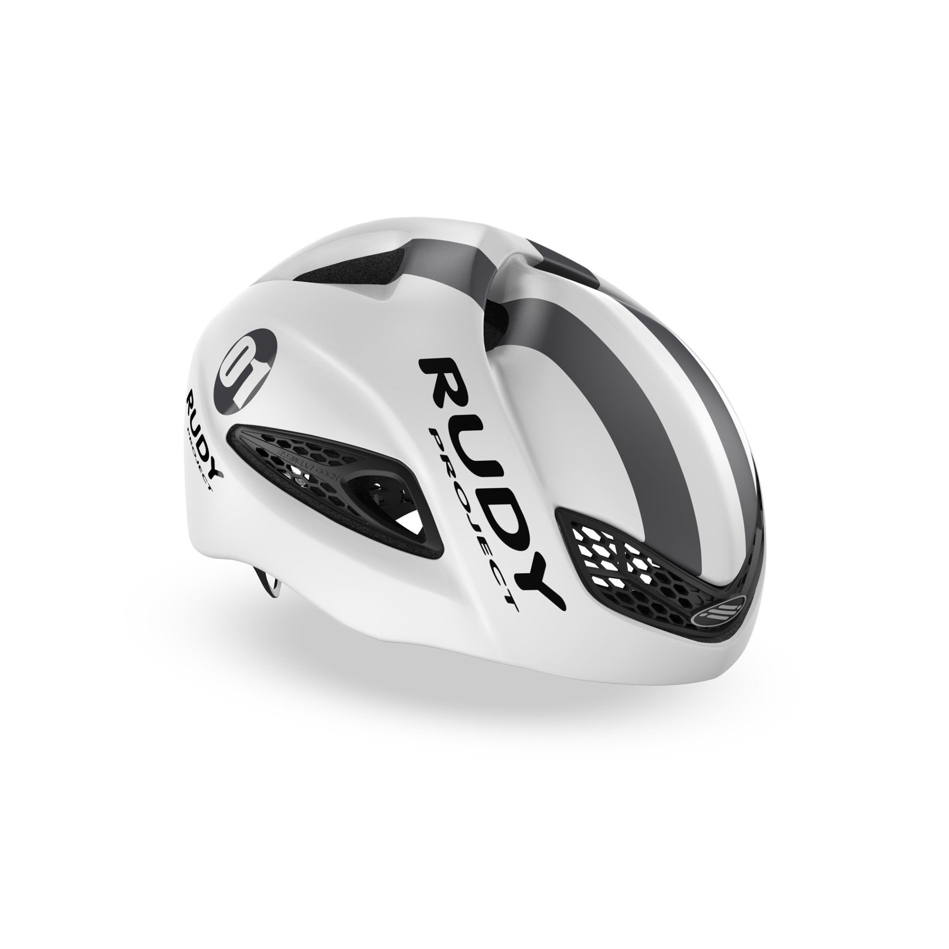 KASK ROWEROWY RUDY PROJECT BOOST 01 WHITE|GRAPHITE HL600051