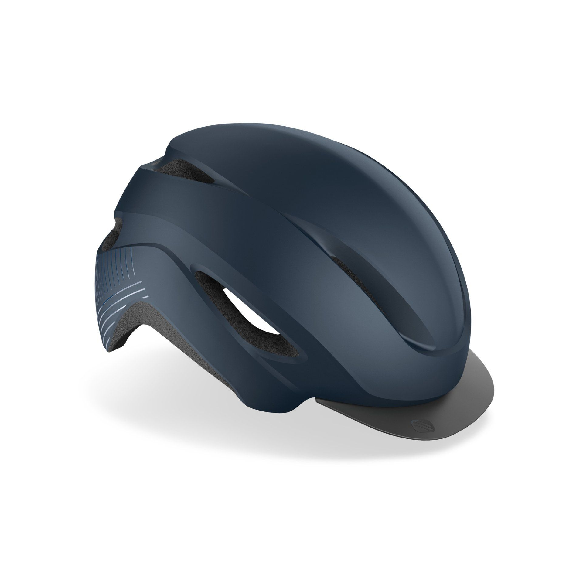 KASK ROWEROWY RUDY PROJECT CENTRAL NIGHT BLUE HL590011