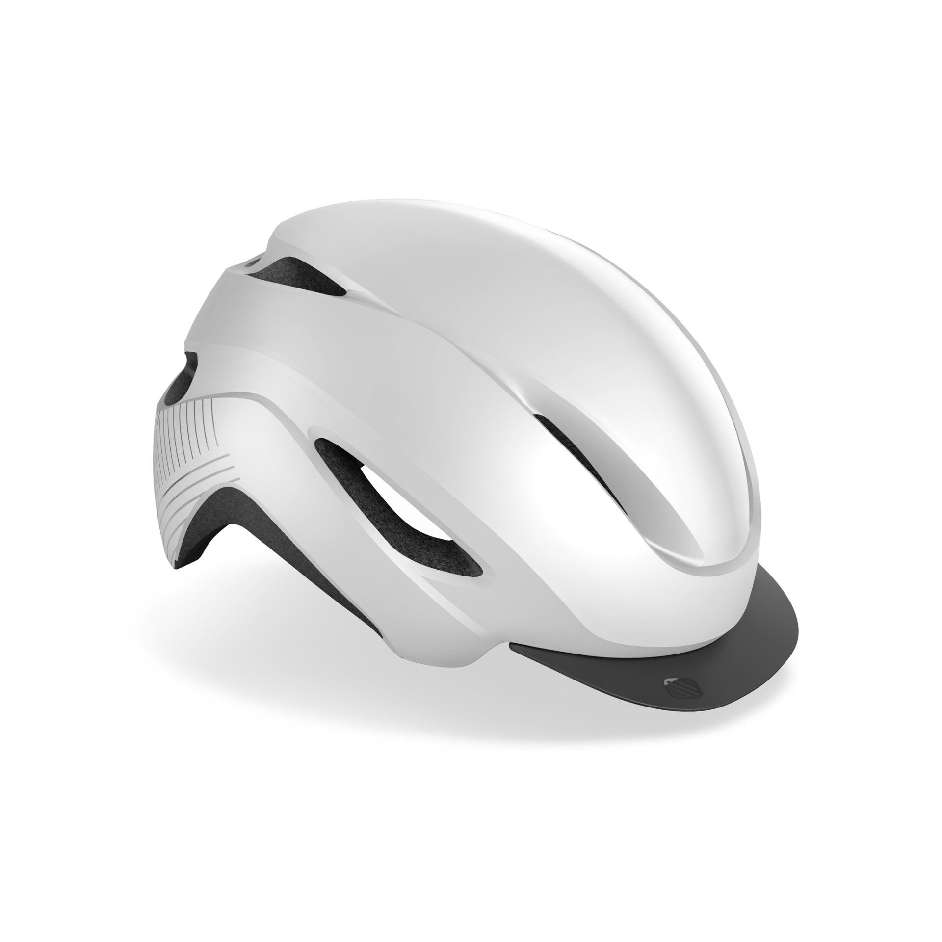KASK ROWEROWY RUDY PROJECT CENTRAL WHITE HL590031