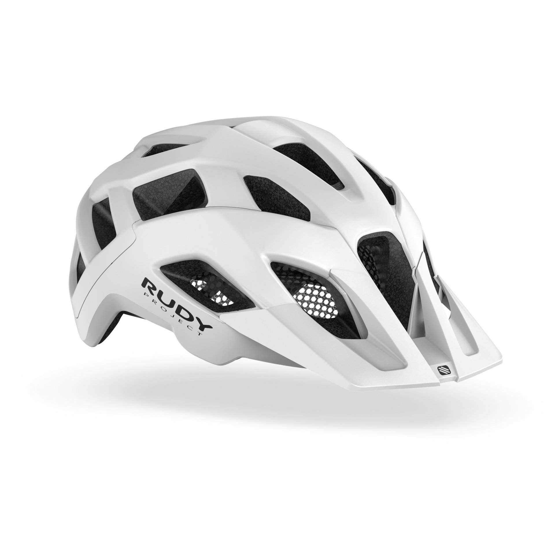 KASK ROWEROWY RUDY PROJECT CROSSWAY WHITE MATTE HL760001