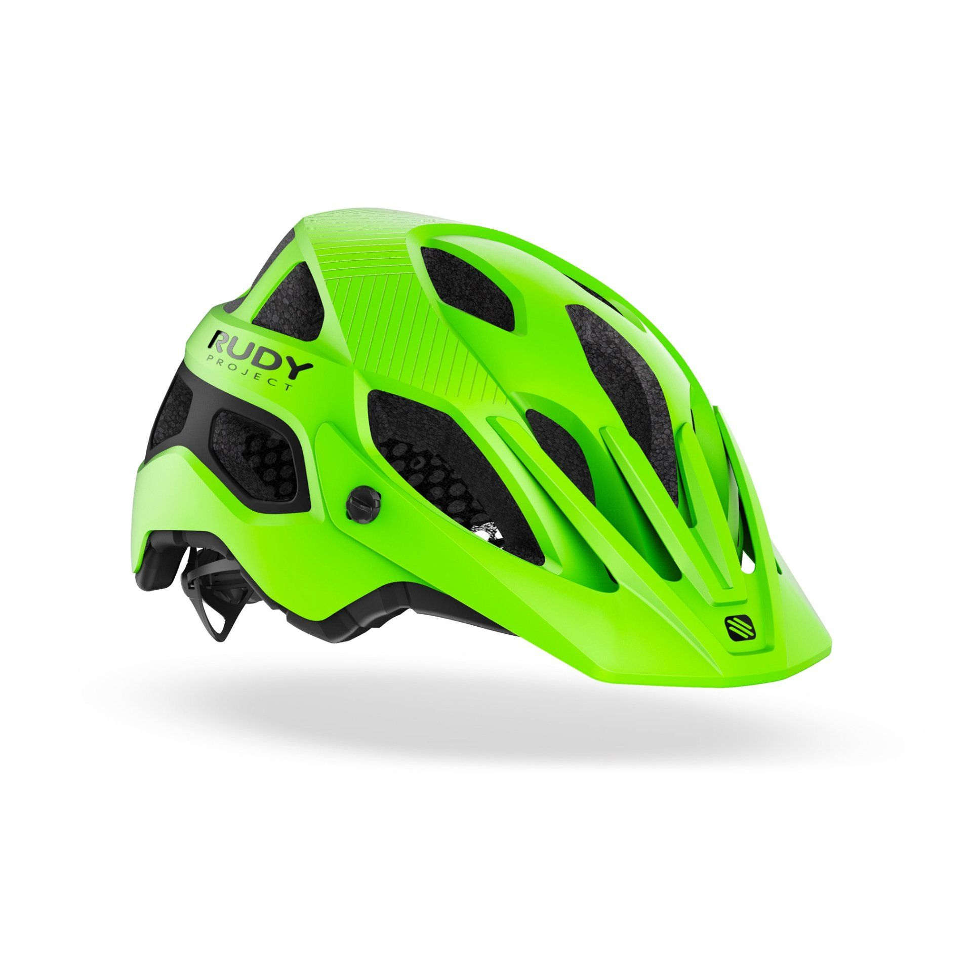 KASK ROWEROWY RUDY PROJECT PROTERA LIME FLUO|BLACK