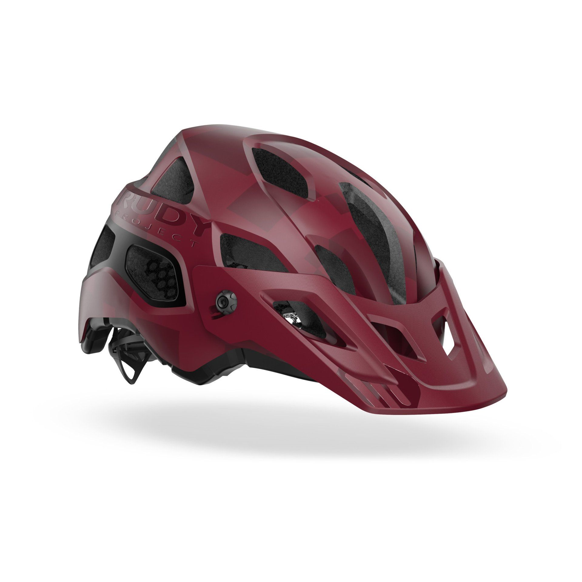 KASK ROWEROWY RUDY PROJECT PROTERA PLUS MERLOT HL800031