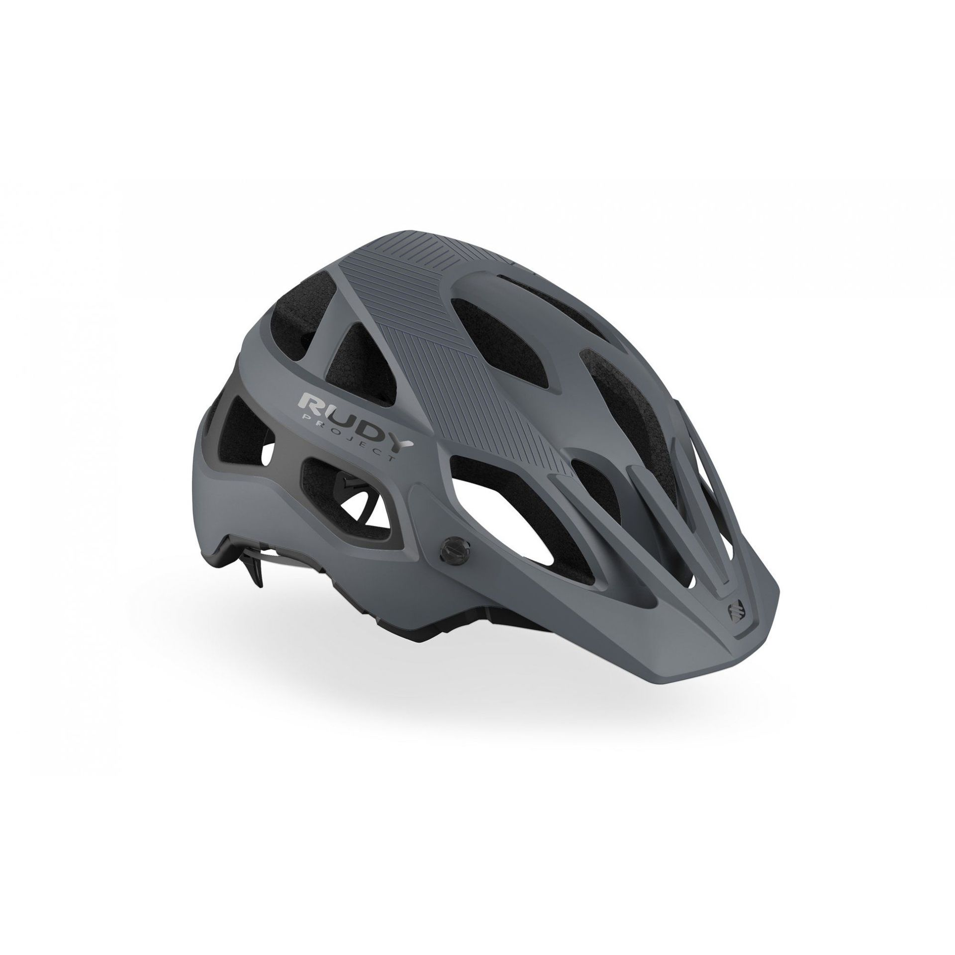 KASK ROWEROWY RUDY PROJECT PROTERA TITANIUM|BLACK HL61001