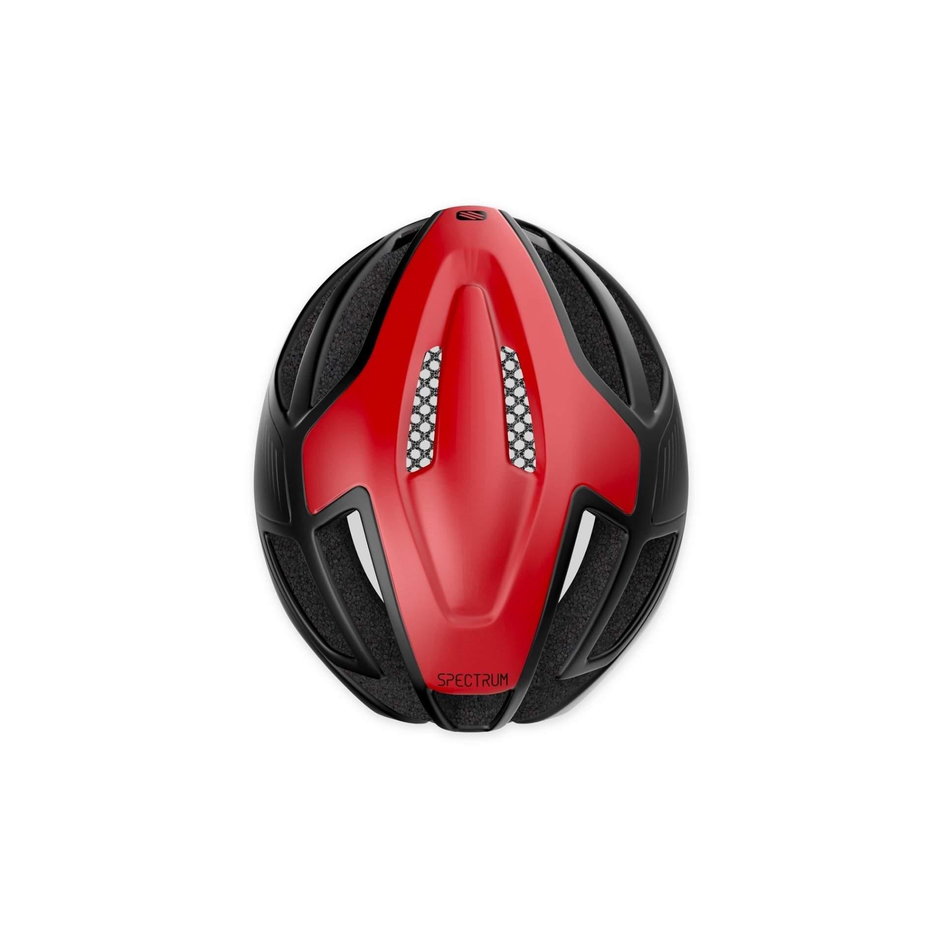 KASK ROWEROWY RUDY PROJECT SPECTRUM RED|BLACK MATTE HL650110 Z GÓRY