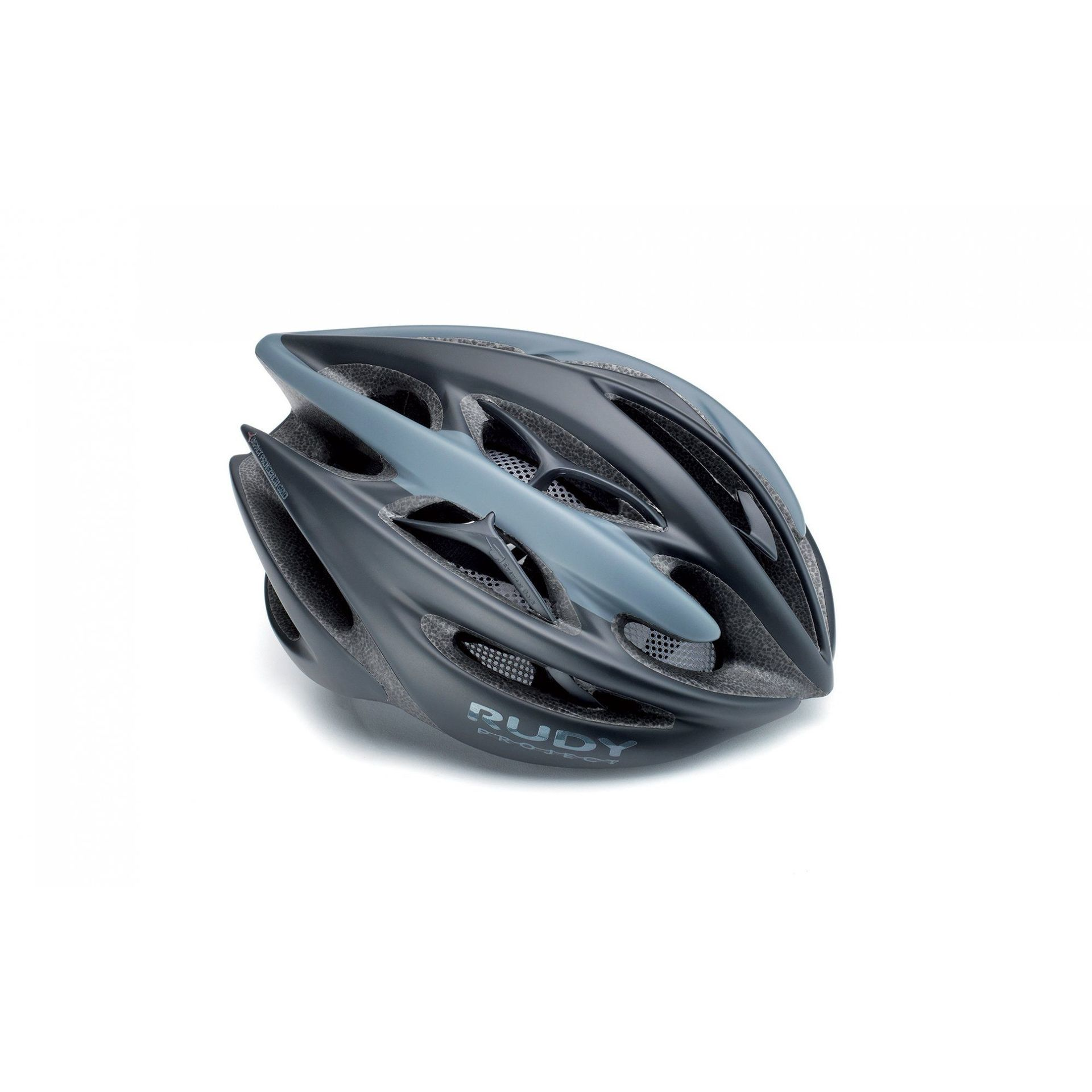 KASK ROWEROWY RUDY PROJECT STERLING+ BLACK TITANIUM HL67000
