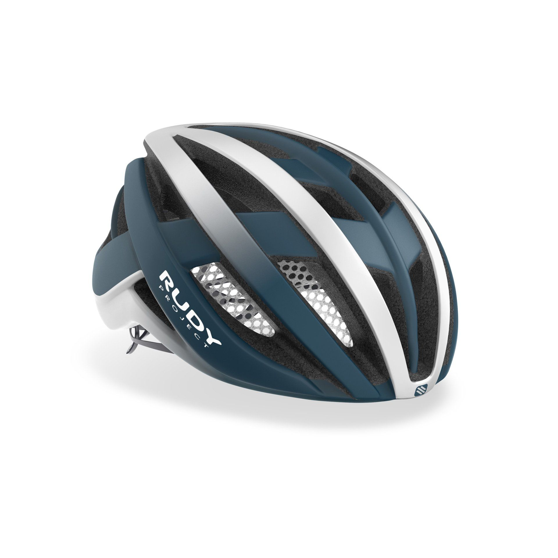 KASK ROWEROWY RUDY PROJECT VENGER PACIFIC BLUE|WHITE HL660130