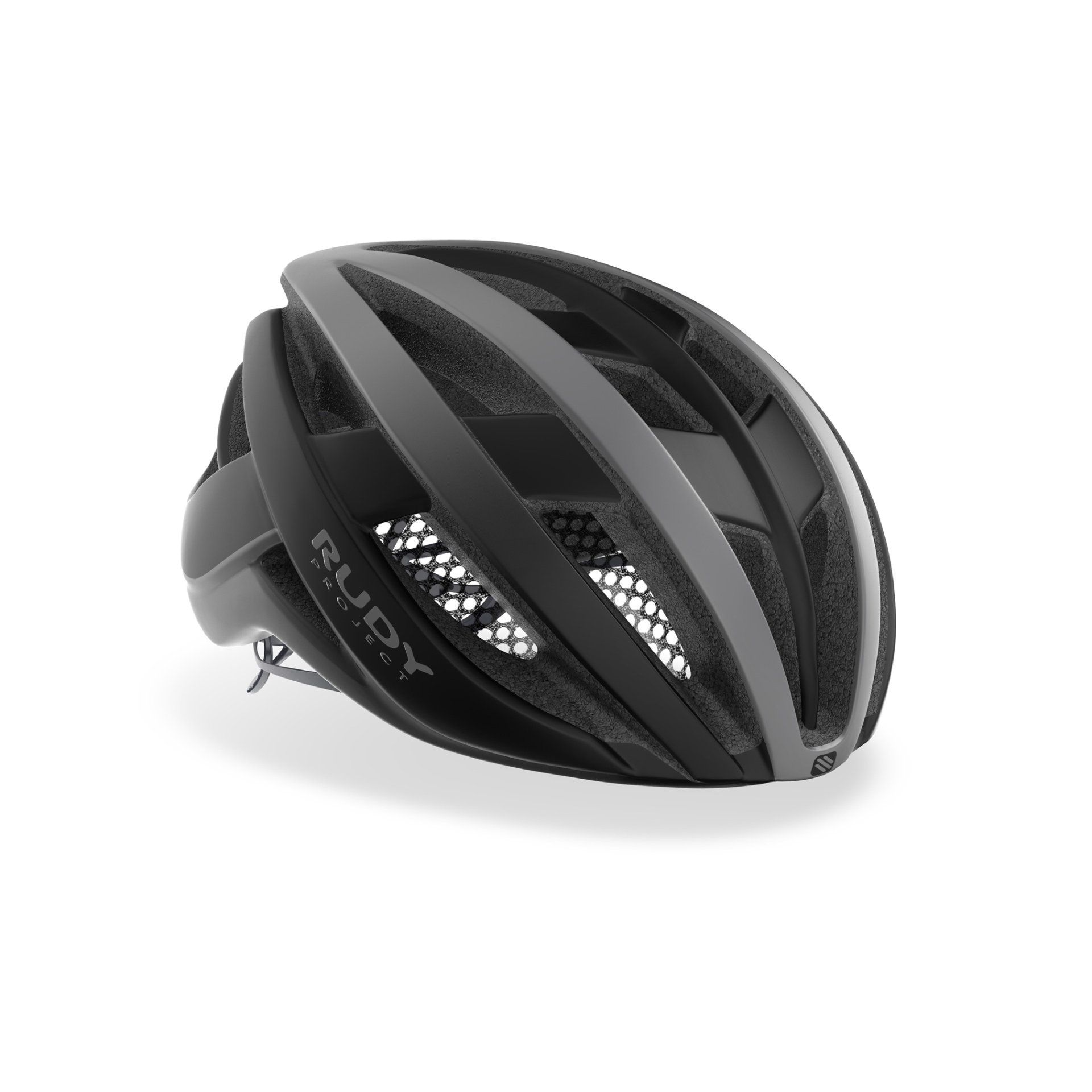 KASK ROWEROWY RUDY PROJECT VENGER TITANIUM BLACK HL660110